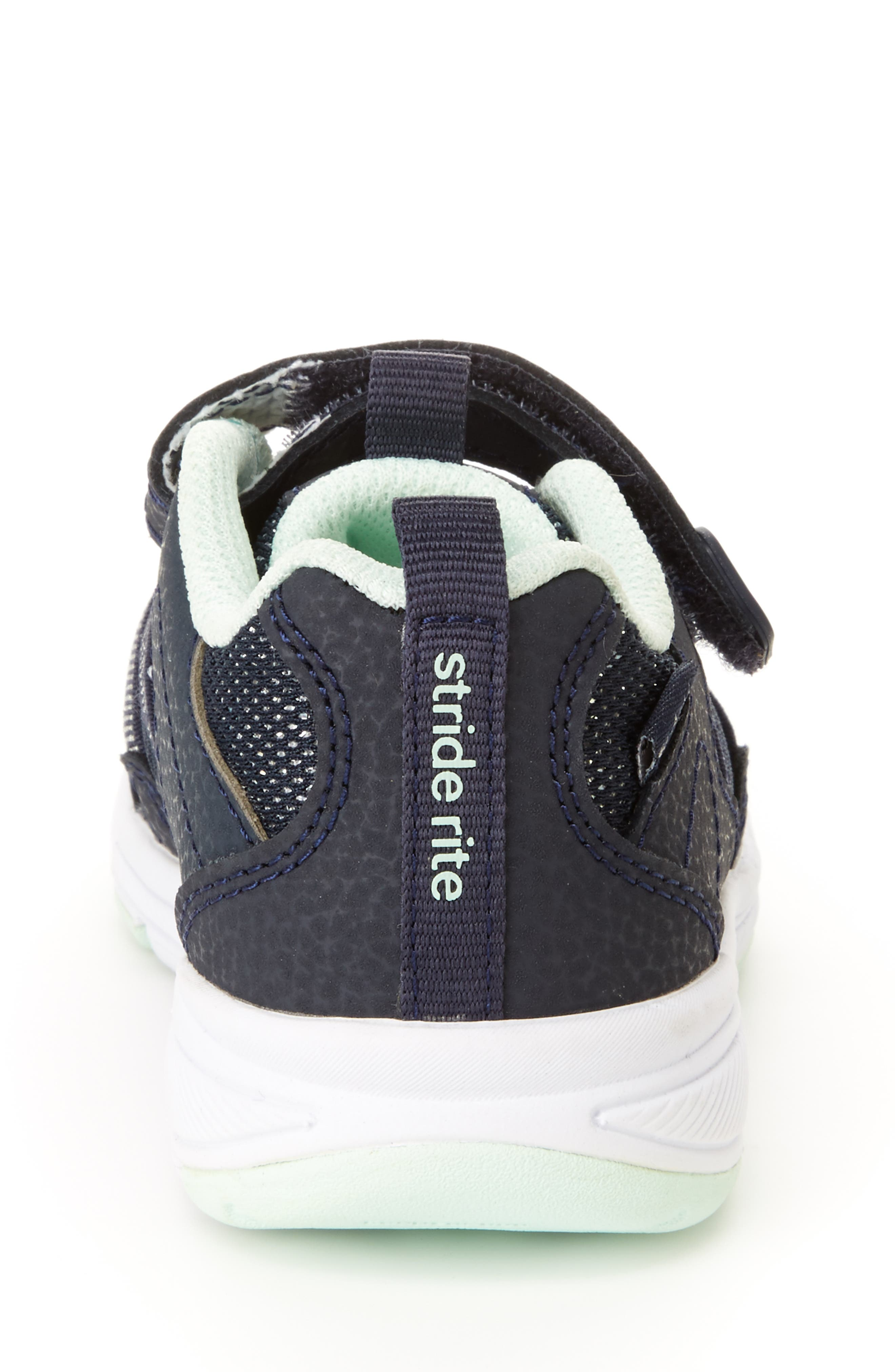 Emmy Made2Play<sup>®</sup> Washable Sneaker,                             Alternate thumbnail 6, color,                             NAVY