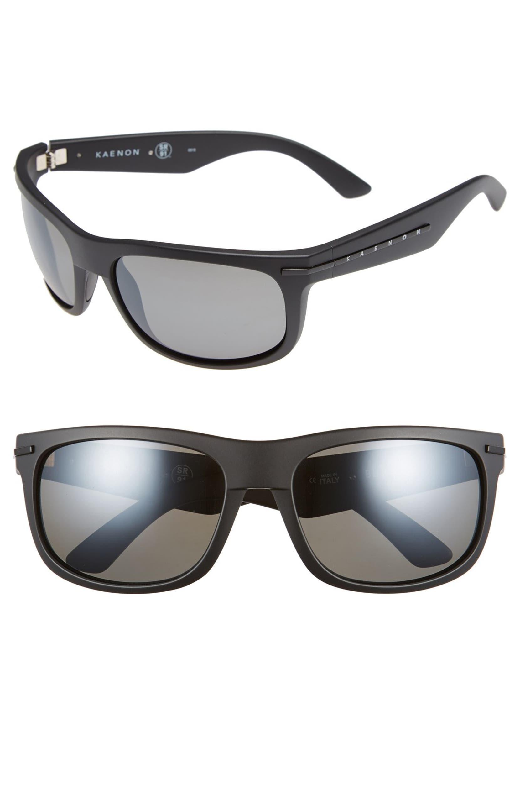 f0a93f0c31 Kaenon  Burny  62mm Polarized Sunglasses