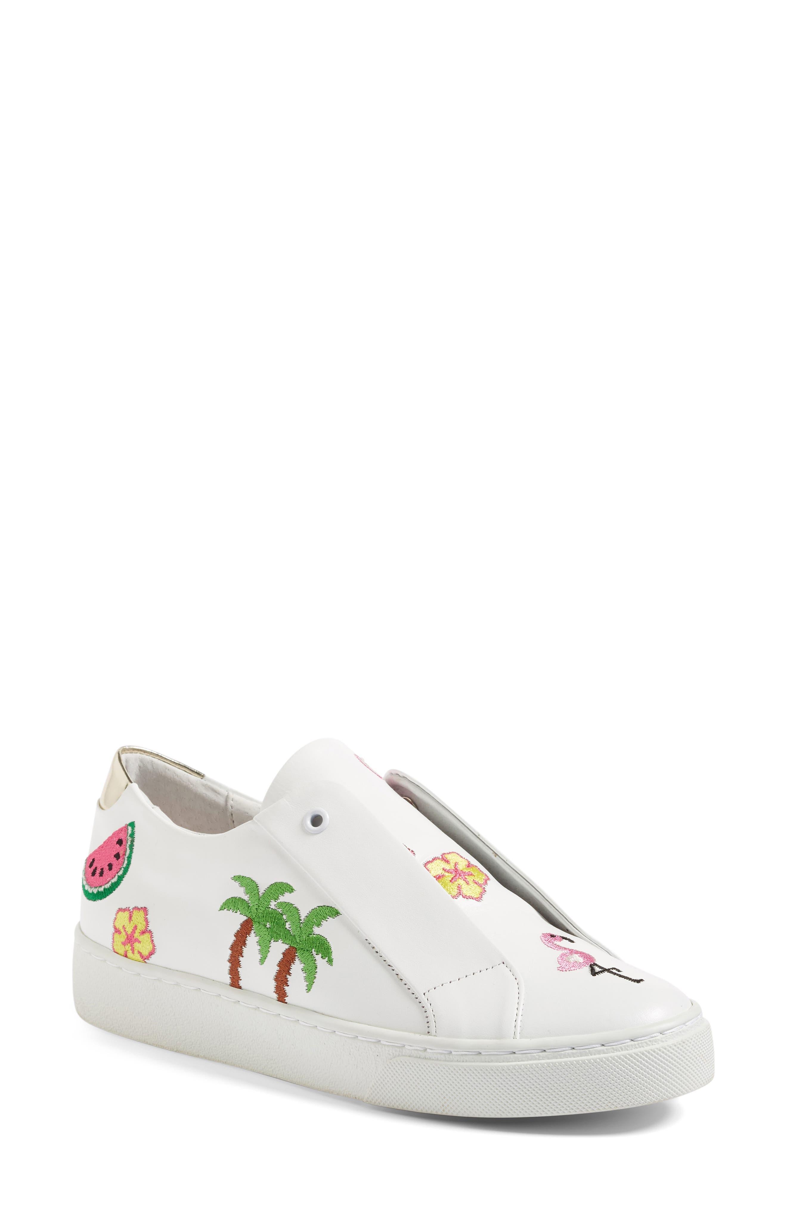 Kamea Slip-On Sneaker,                             Alternate thumbnail 2, color,                             100