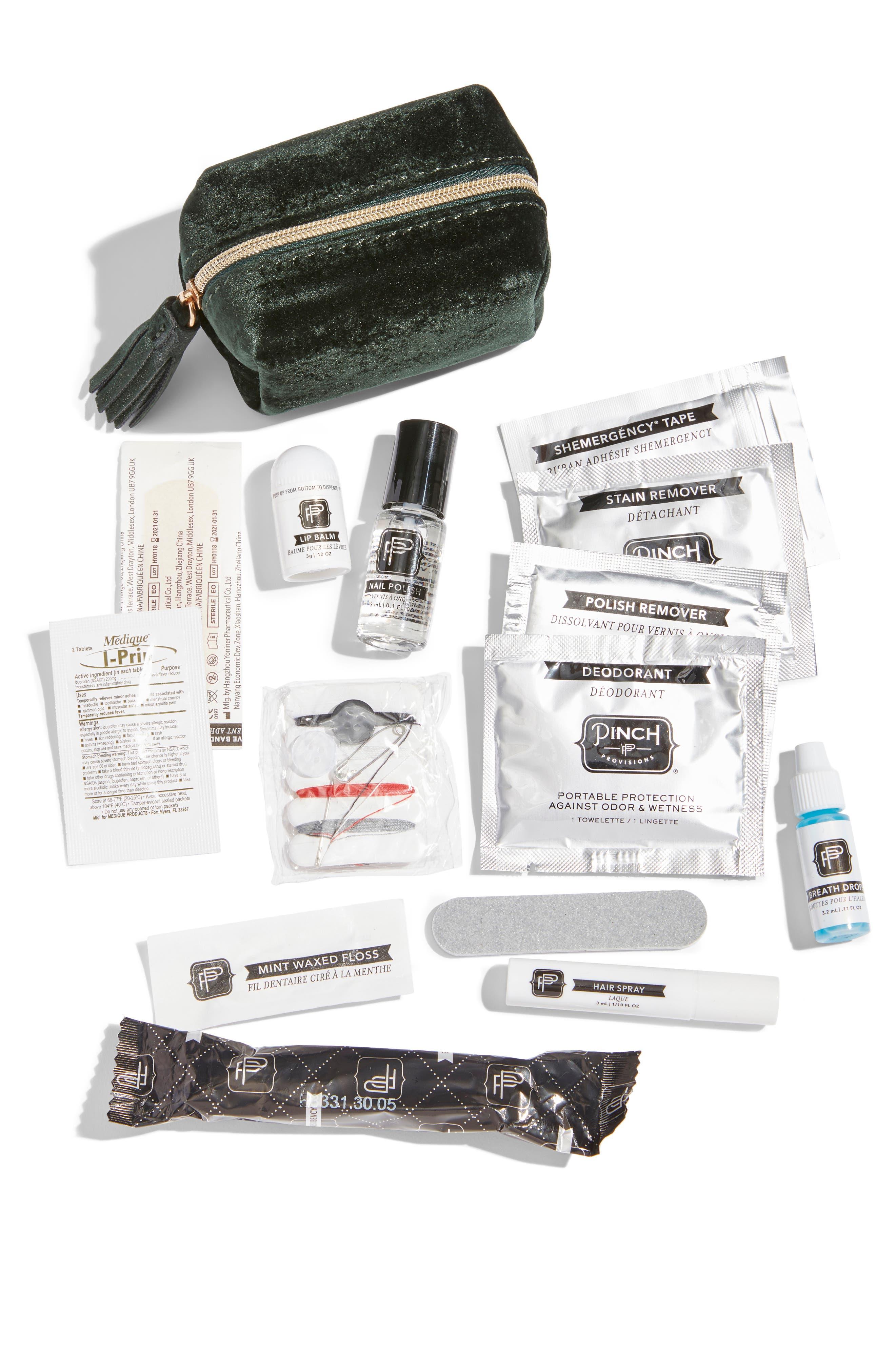 Velvet Minimergency Kit,                         Main,                         color, 300