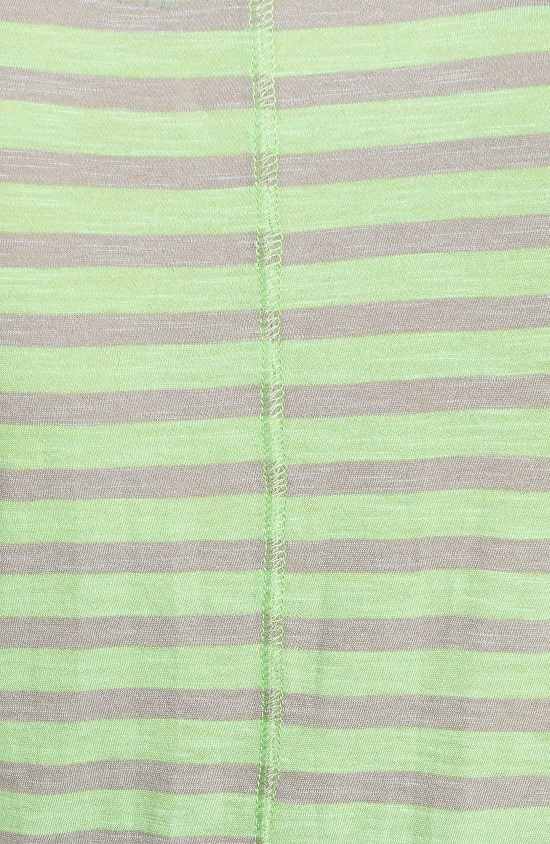 Short Sleeve Cotton & Modal Tee,                             Alternate thumbnail 44, color,