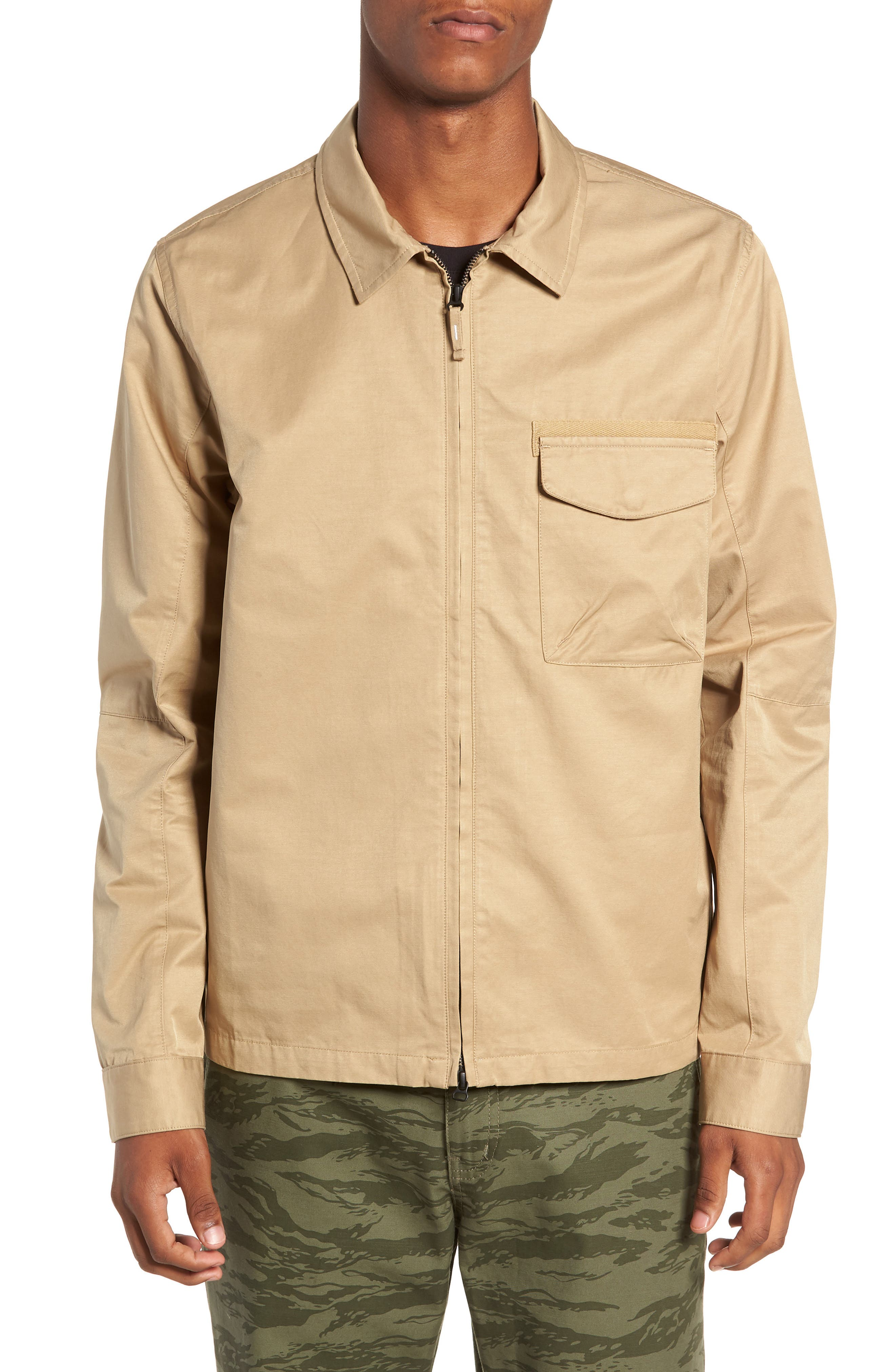 Hale Shirt Jacket,                             Alternate thumbnail 4, color,                             200