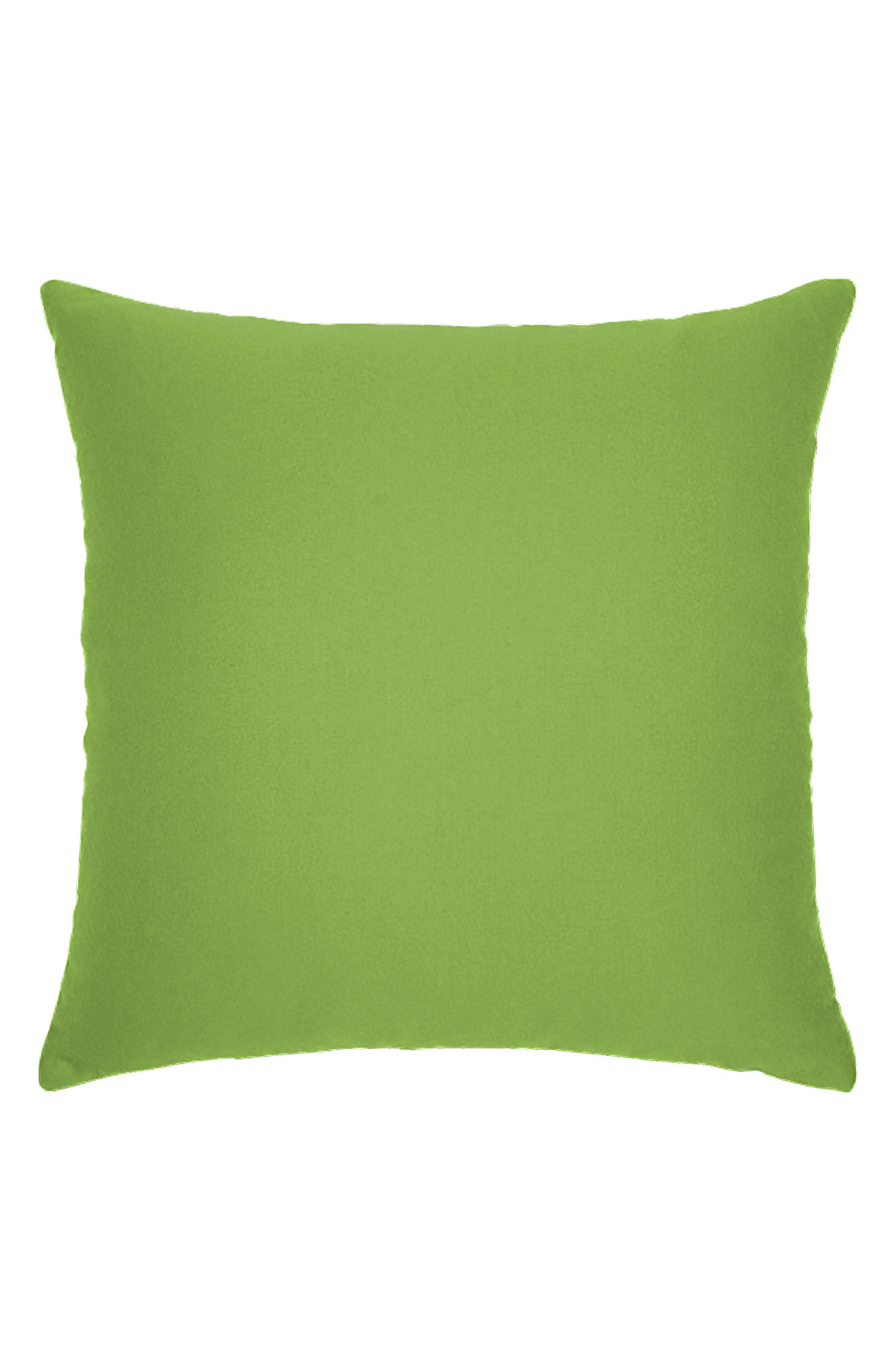 Octoplush Indoor/Outdoor Accent Pillow,                             Alternate thumbnail 2, color,                             GREEN/ BLUE