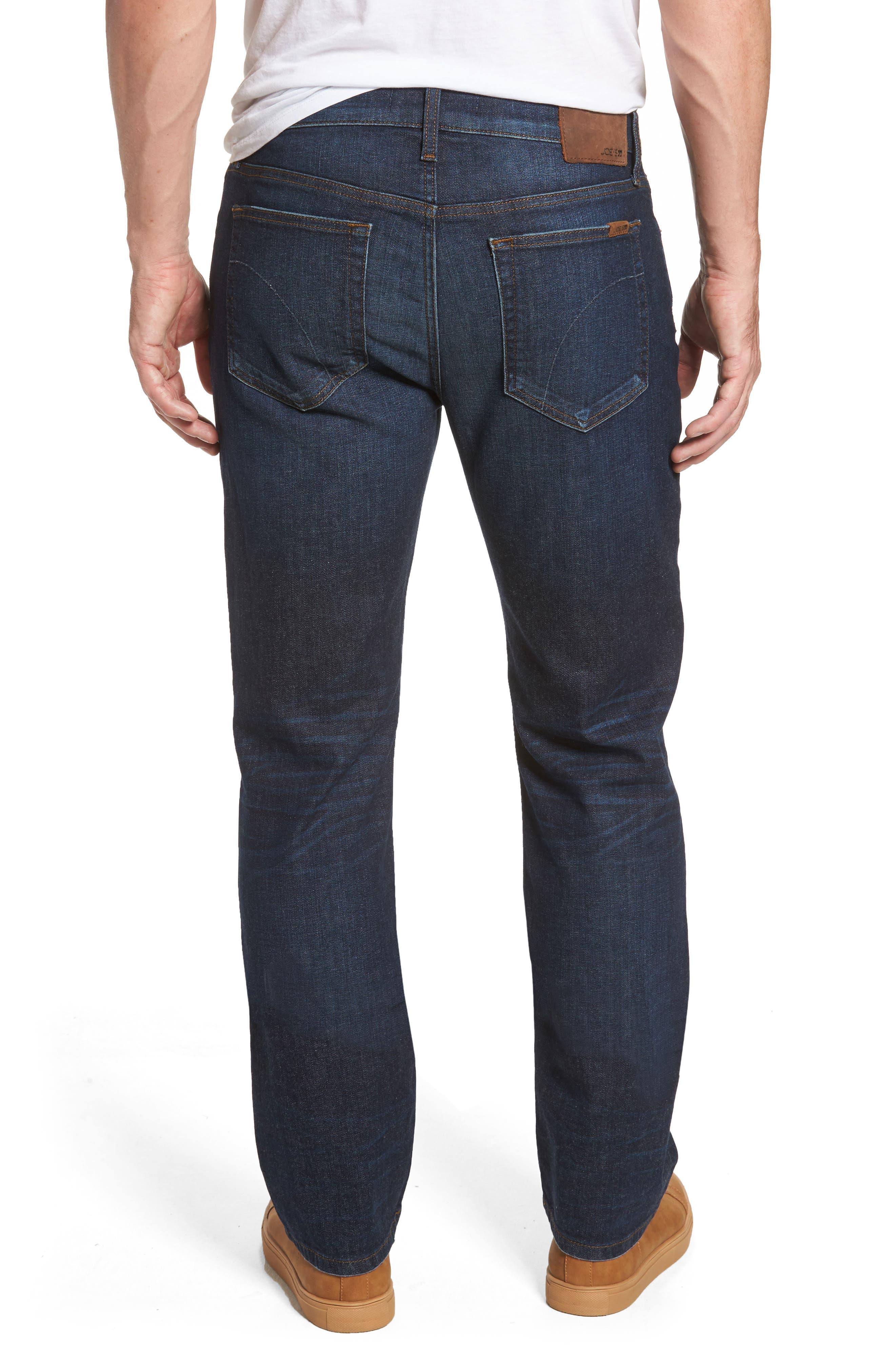 Classic Straight Leg Jeans,                             Alternate thumbnail 2, color,                             439