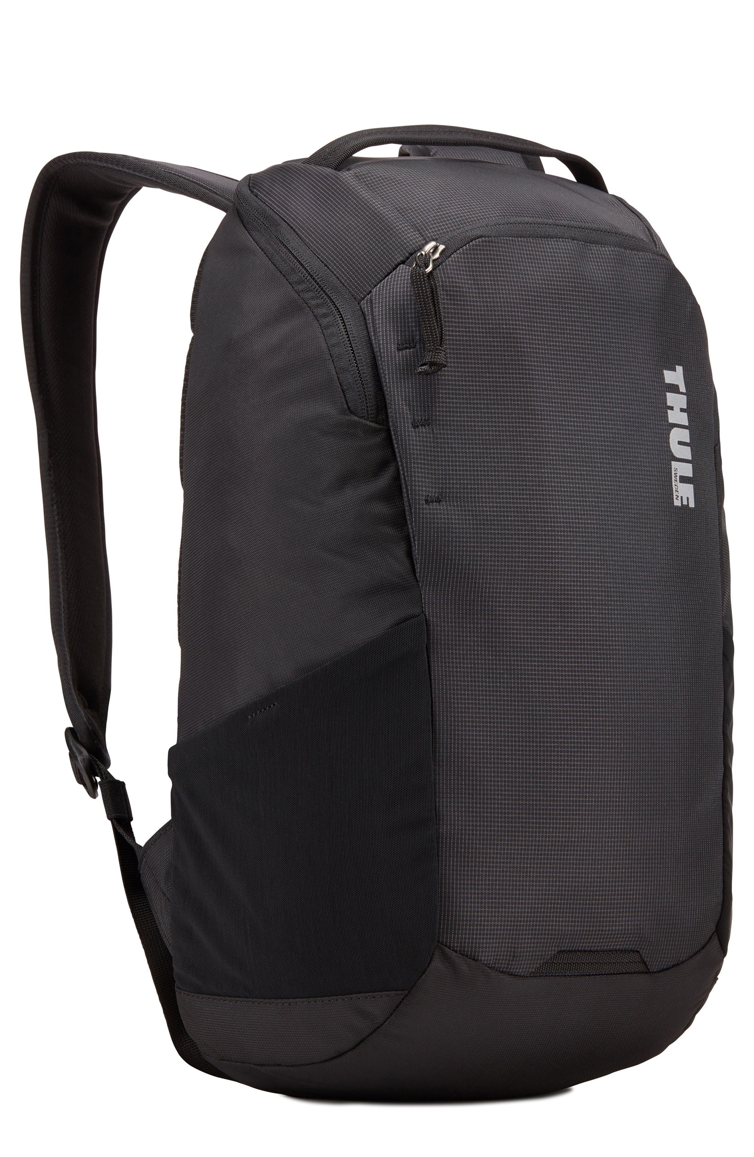 EnRoute Backpack,                         Main,                         color, BLACK