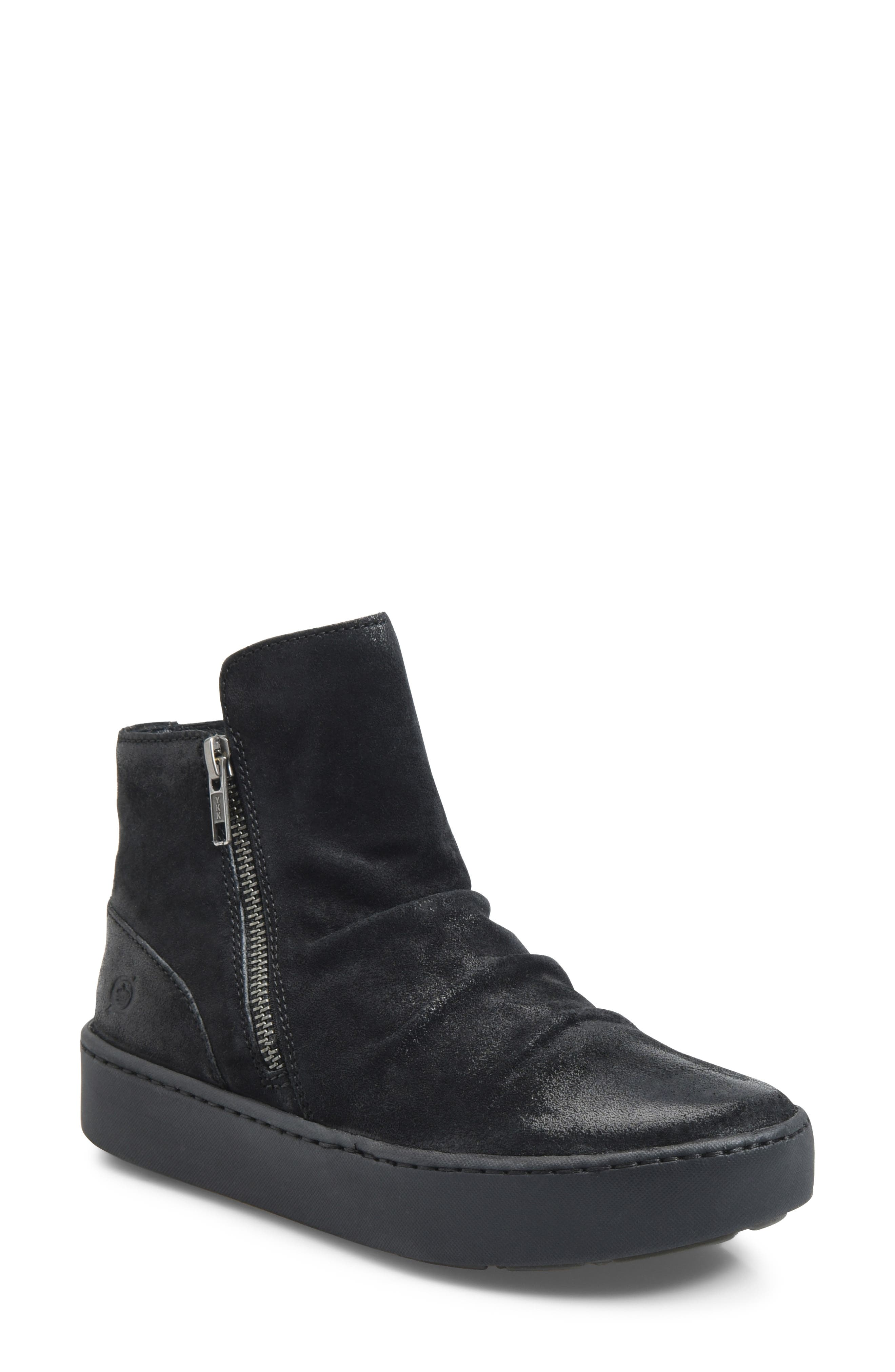 B?rn Scone Sneaker Boot, Black