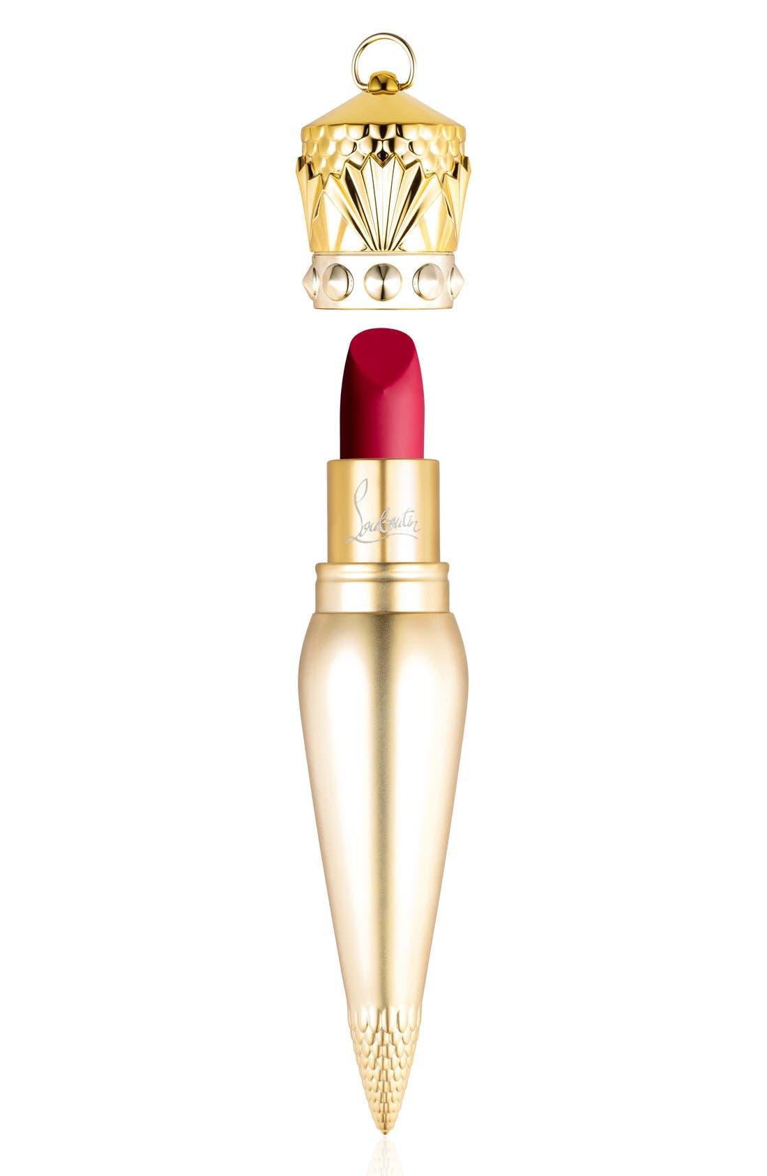 Rouge Louboutin Velvet Matte Lip Colour,                             Main thumbnail 13, color,