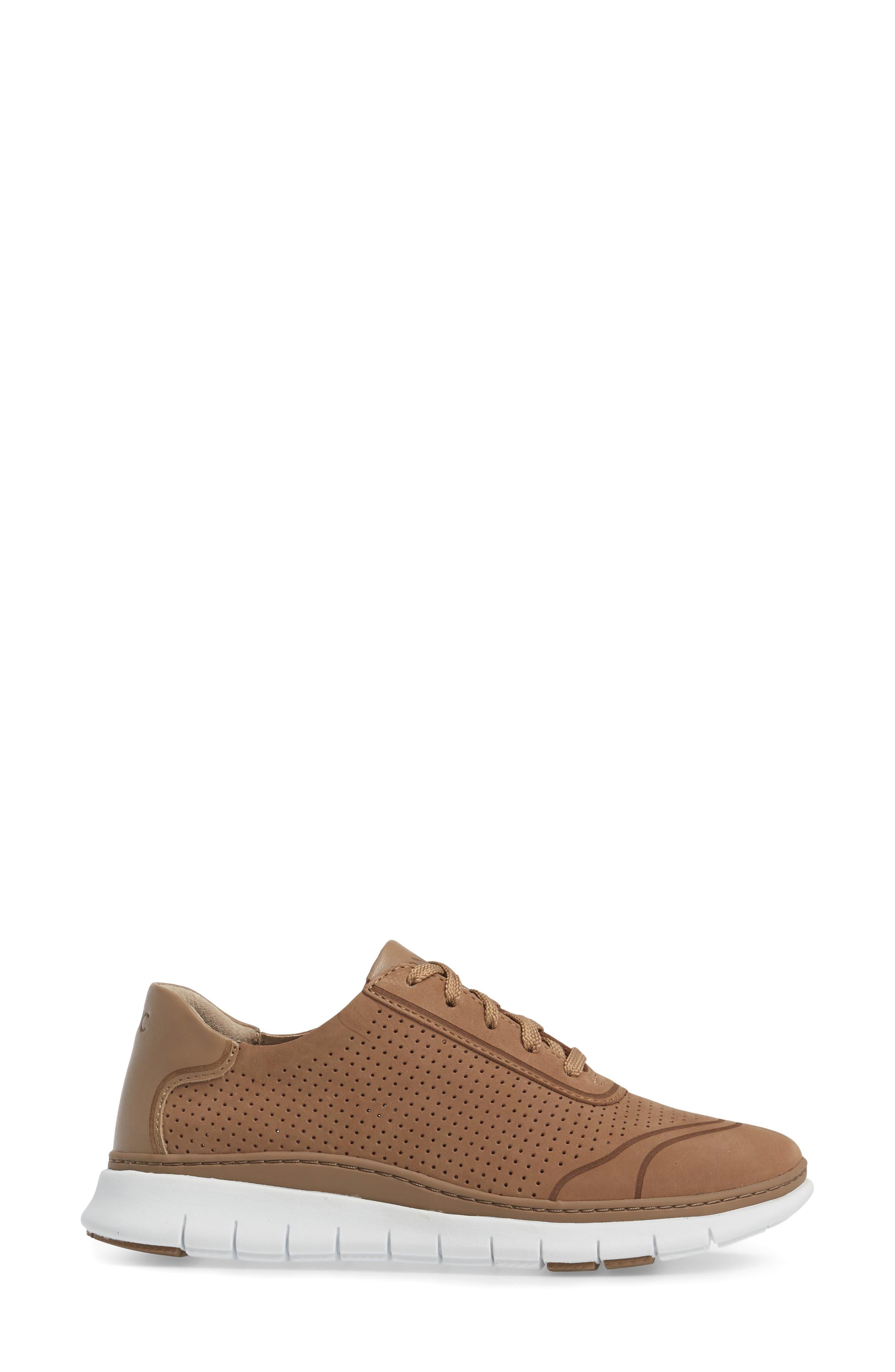 Fresh Riley Perforated Sneaker,                             Alternate thumbnail 11, color,