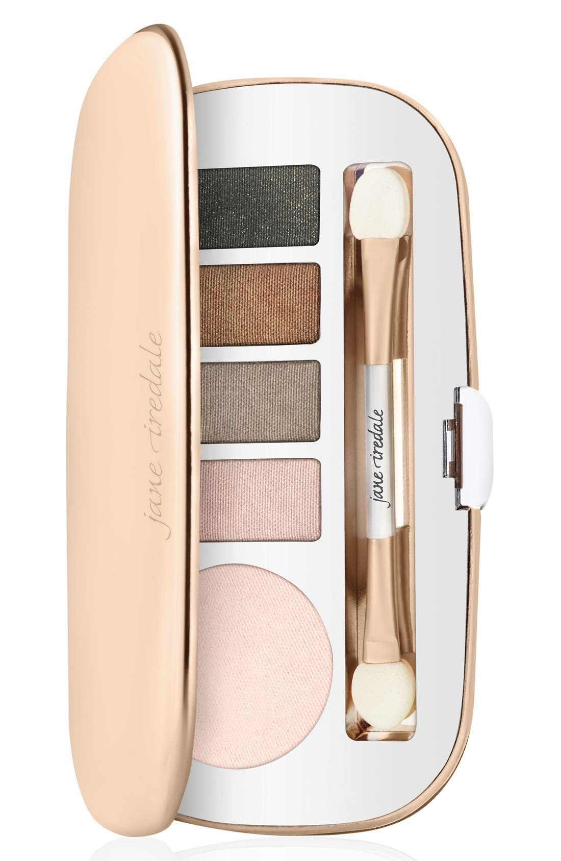 'Naturally Matte' Eyeshadow Kit,                             Main thumbnail 1, color,                             000