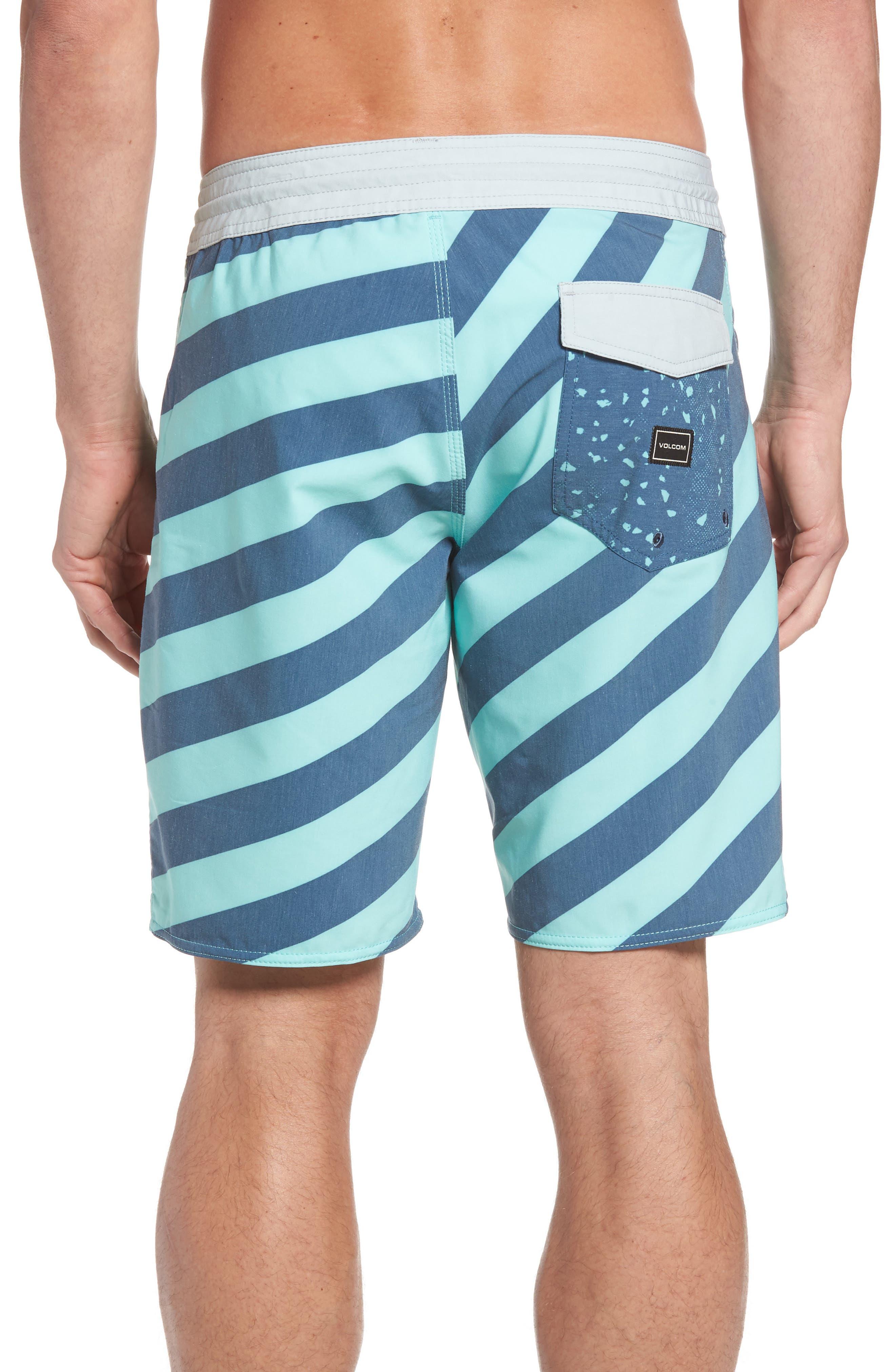 Stripey Slinger Board Shorts,                             Alternate thumbnail 12, color,
