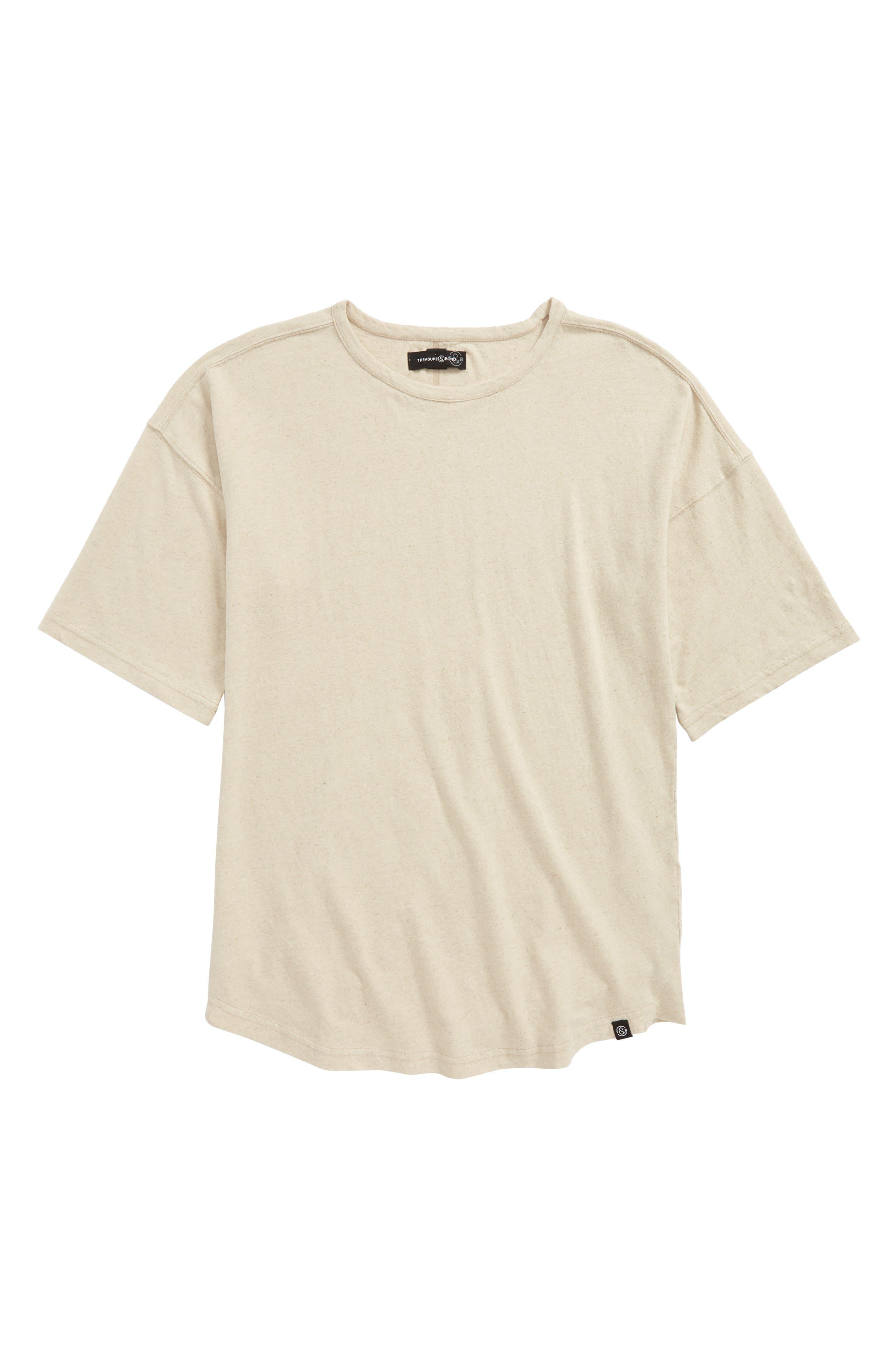 Dropped Shoulder Shirt,                             Main thumbnail 1, color,                             270