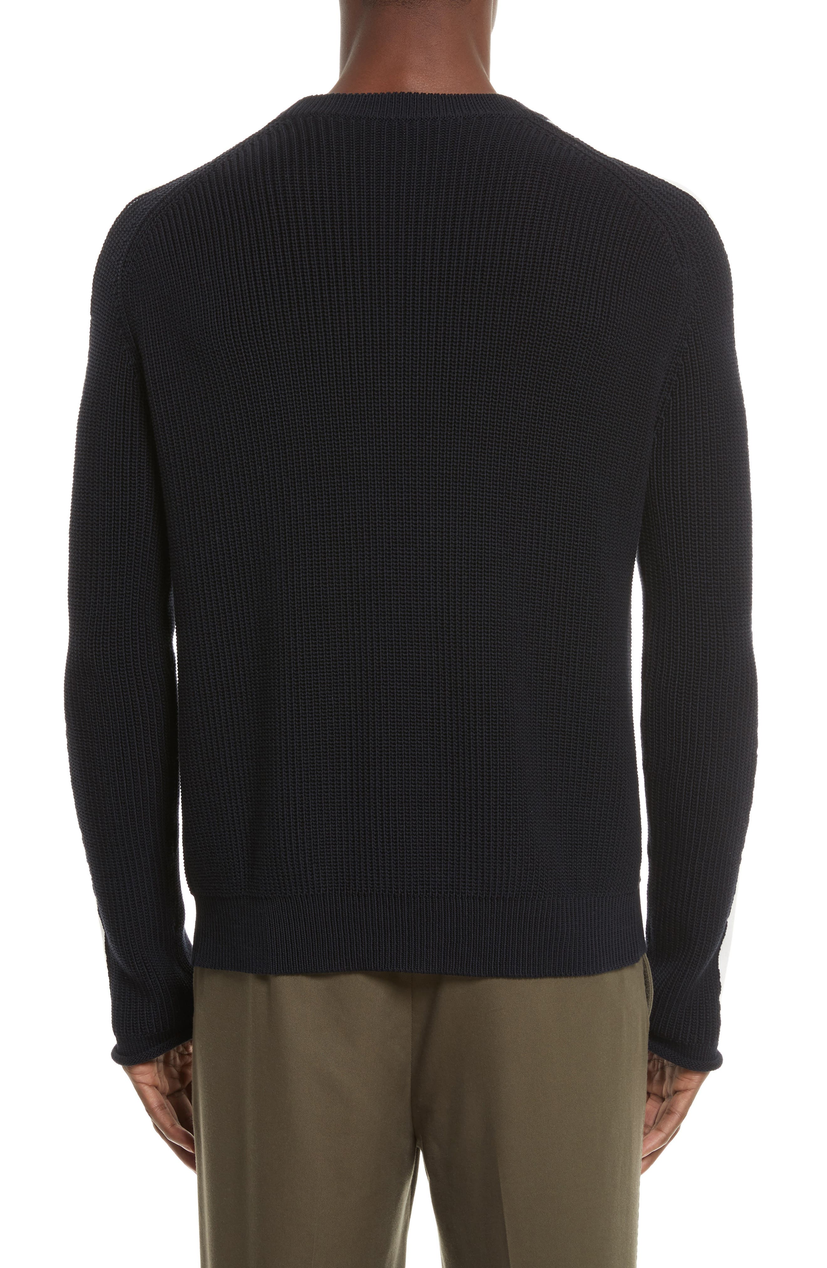 Ribbed Sweater,                             Alternate thumbnail 2, color,