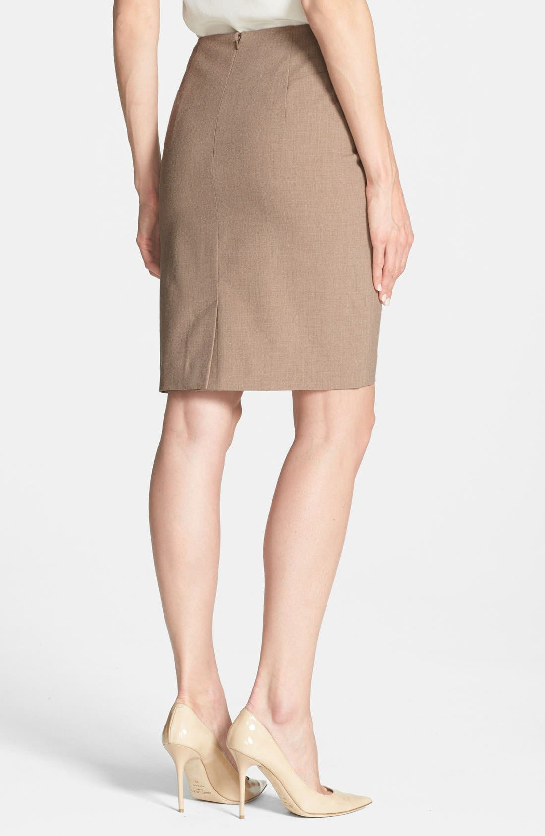 Pencil Skirt,                             Alternate thumbnail 14, color,