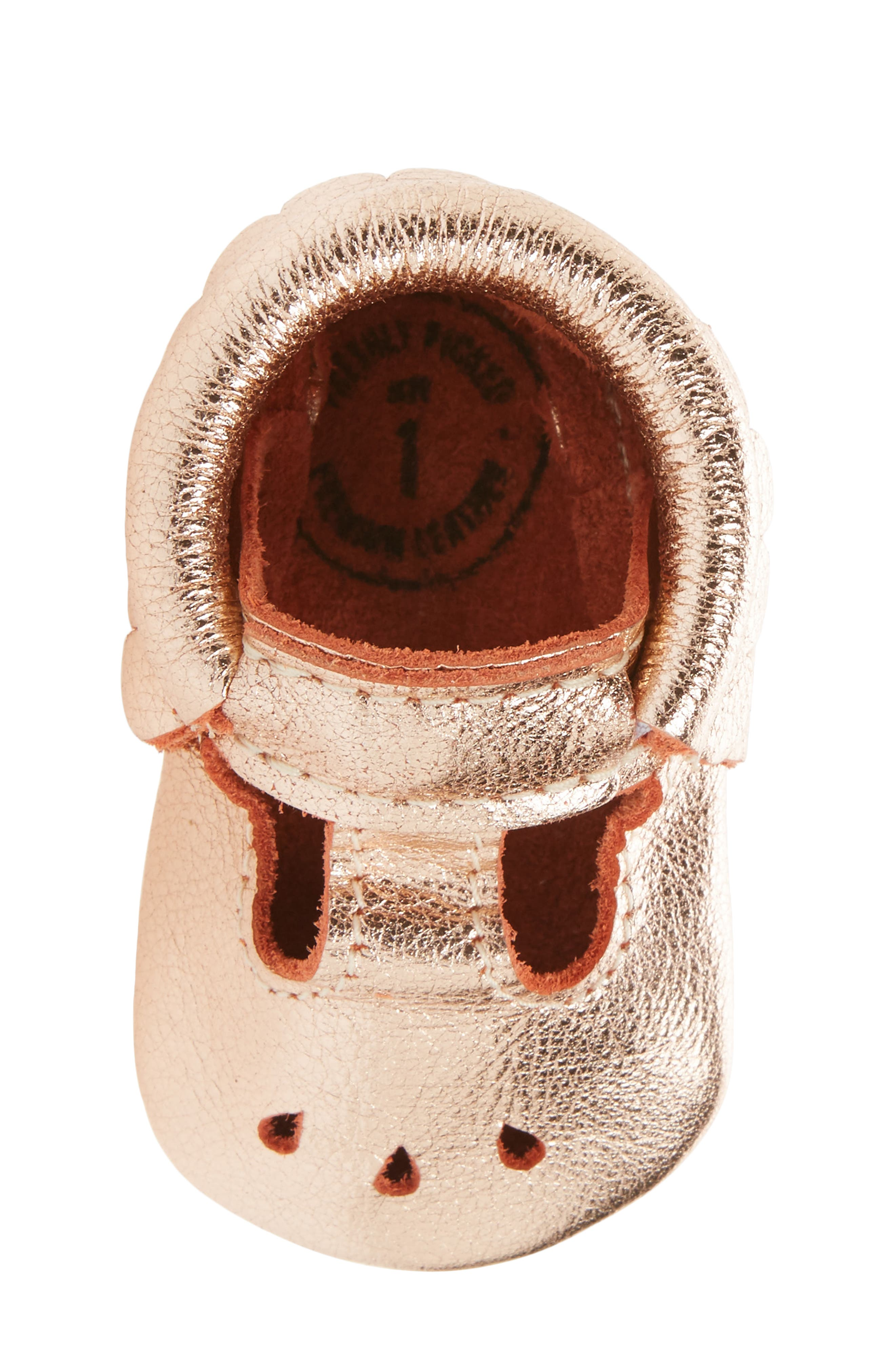 Perforated Mary Jane Moccasin,                             Alternate thumbnail 5, color,                             220