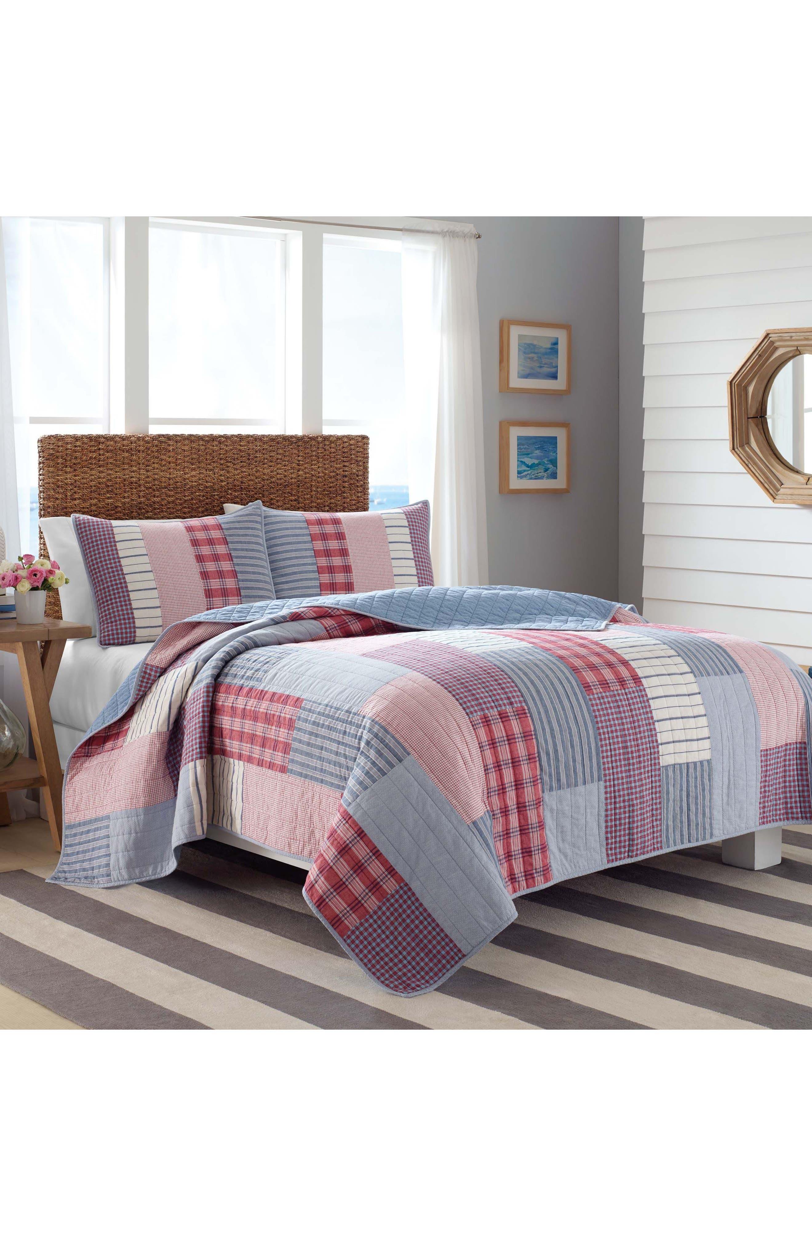 Furling Quilt,                         Main,                         color, 600