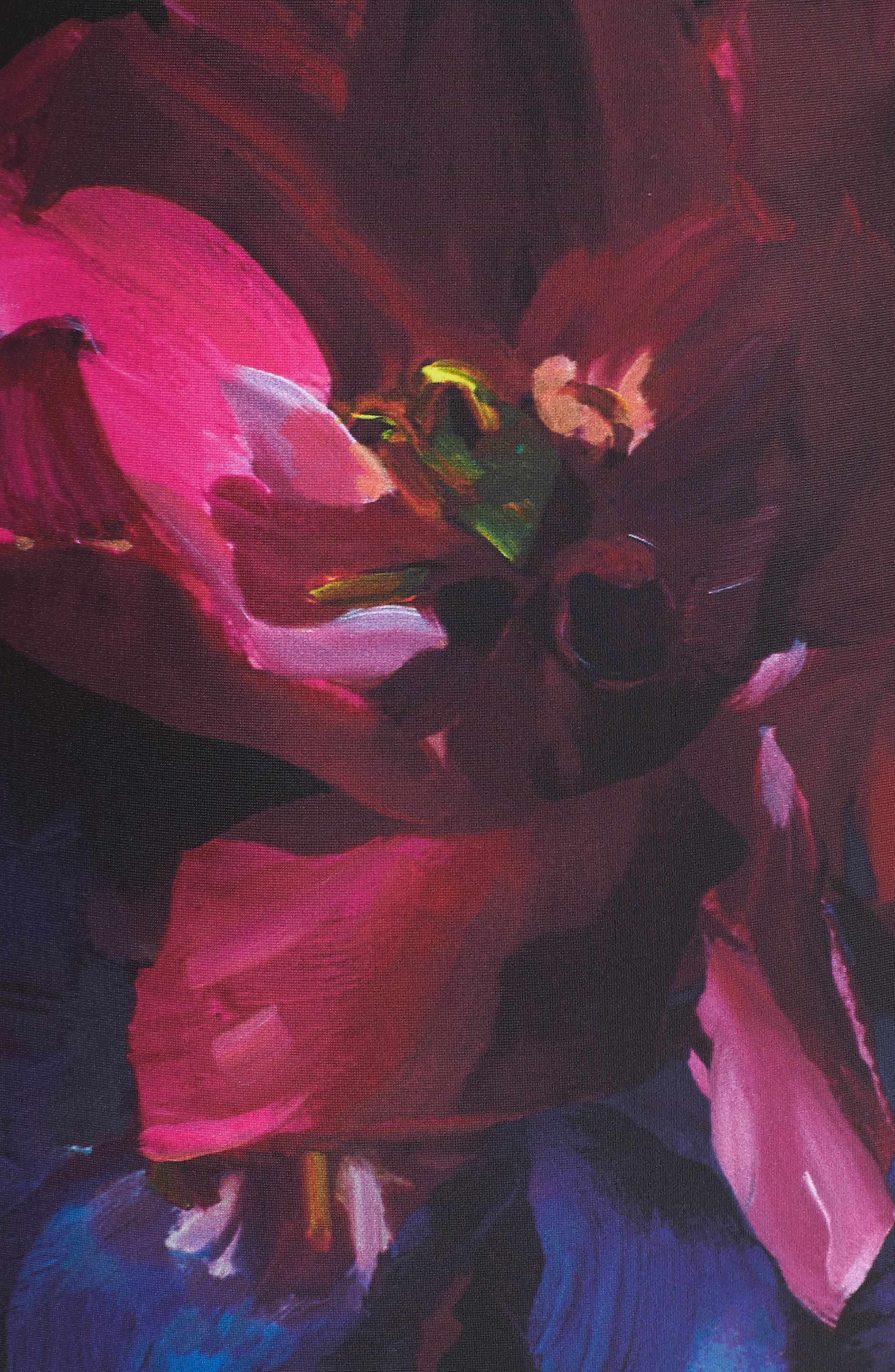 Imaja Impressionist Underwire One-Piece Swimsuit,                             Alternate thumbnail 5, color,                             001