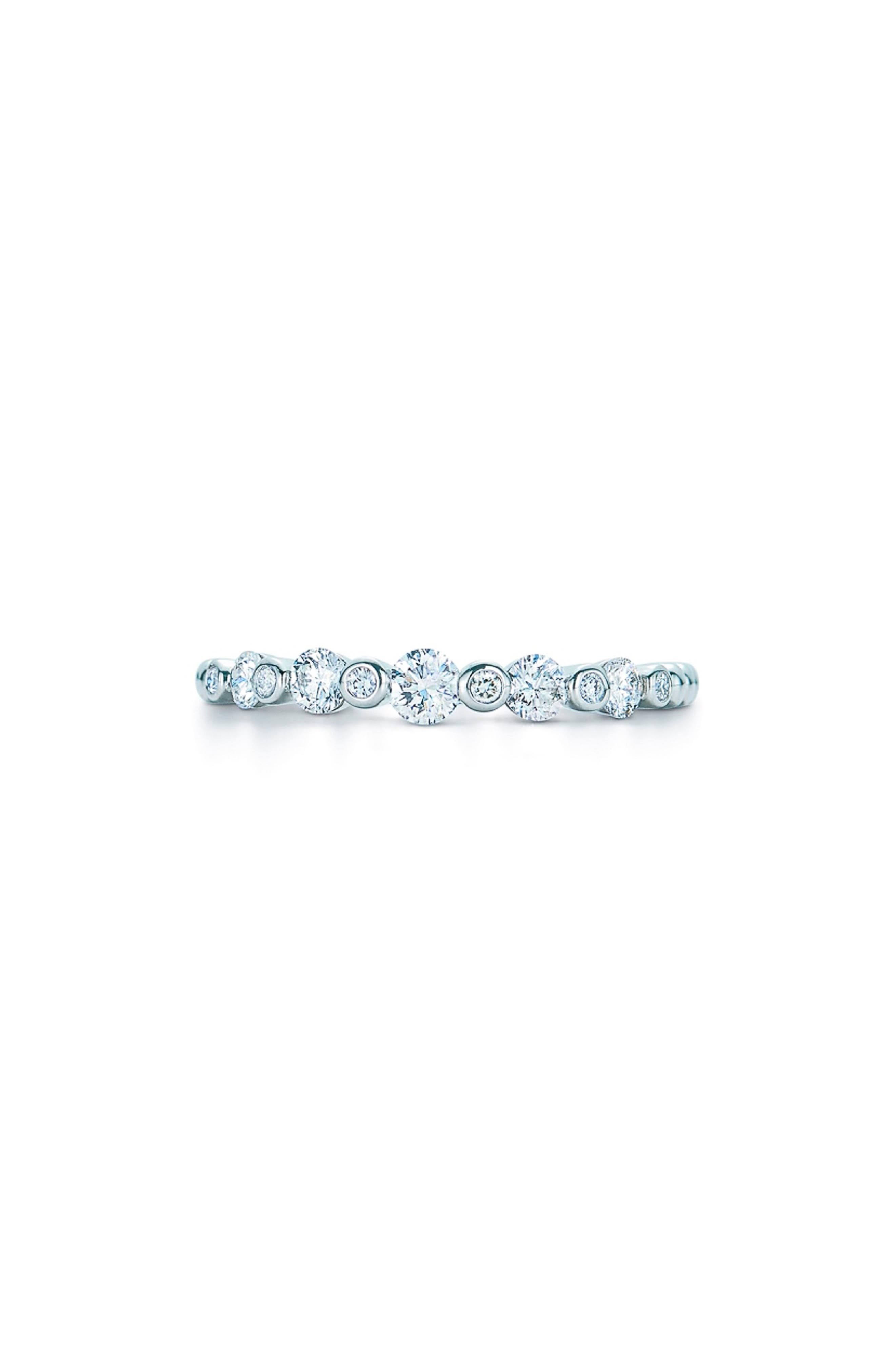 KWIAT Starry Night Diamond Band Ring in White Gold