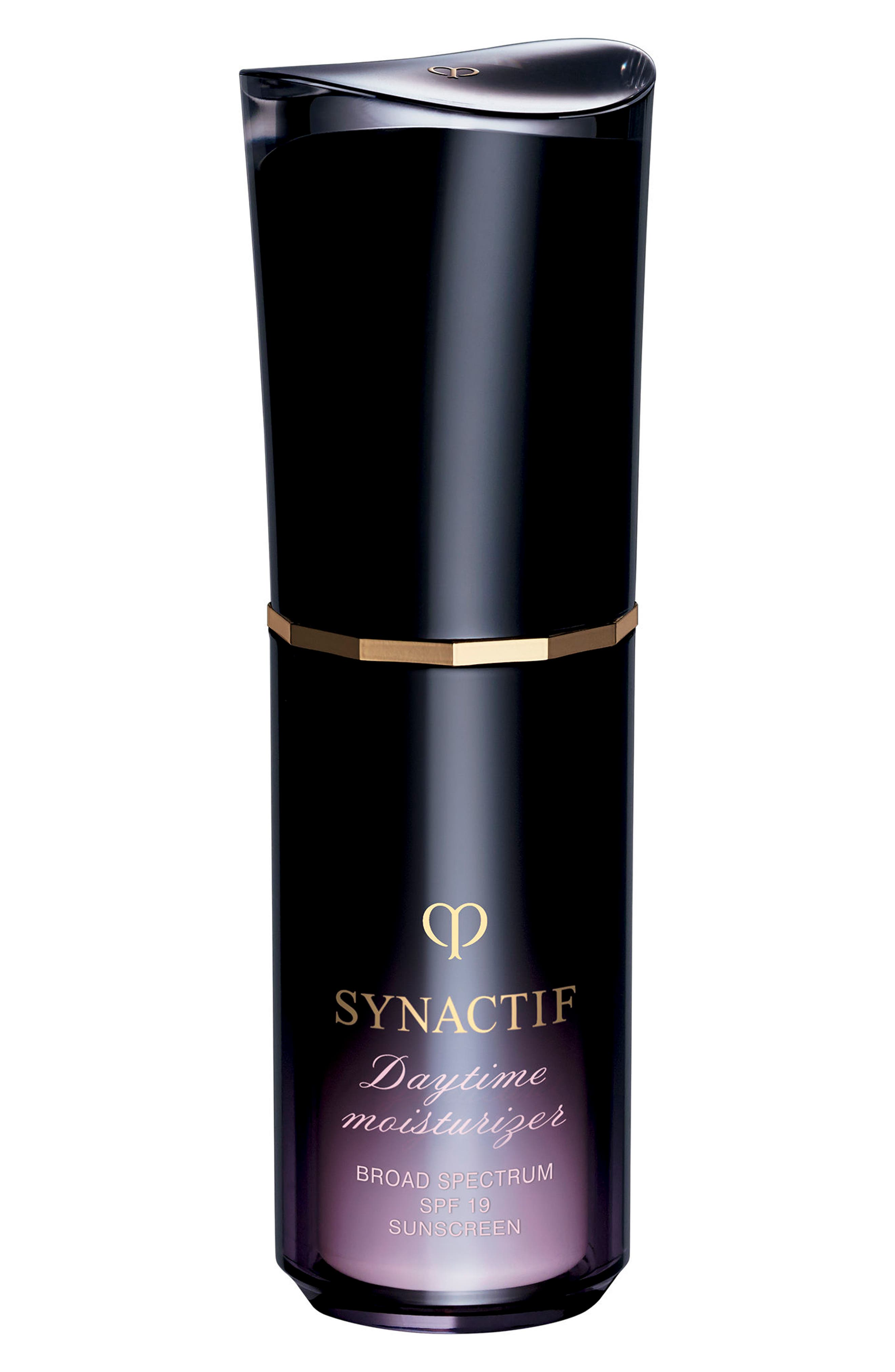 'Synactif' Daytime Moisturizer Broad Spectrum SPF 19 Sunscreen,                             Main thumbnail 1, color,                             NO COLOR