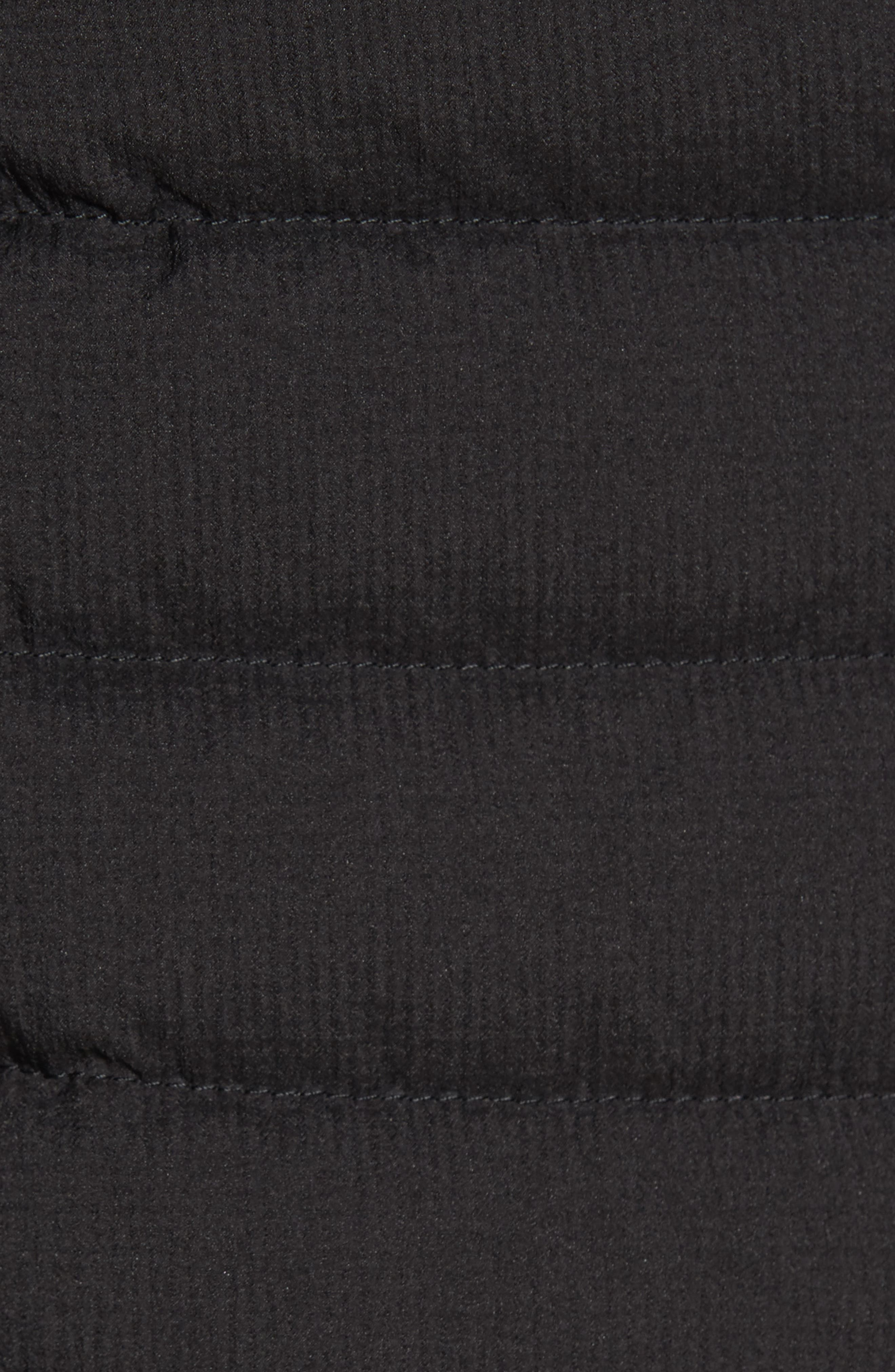 Edith Hooded Long Coat,                             Alternate thumbnail 6, color,                             001