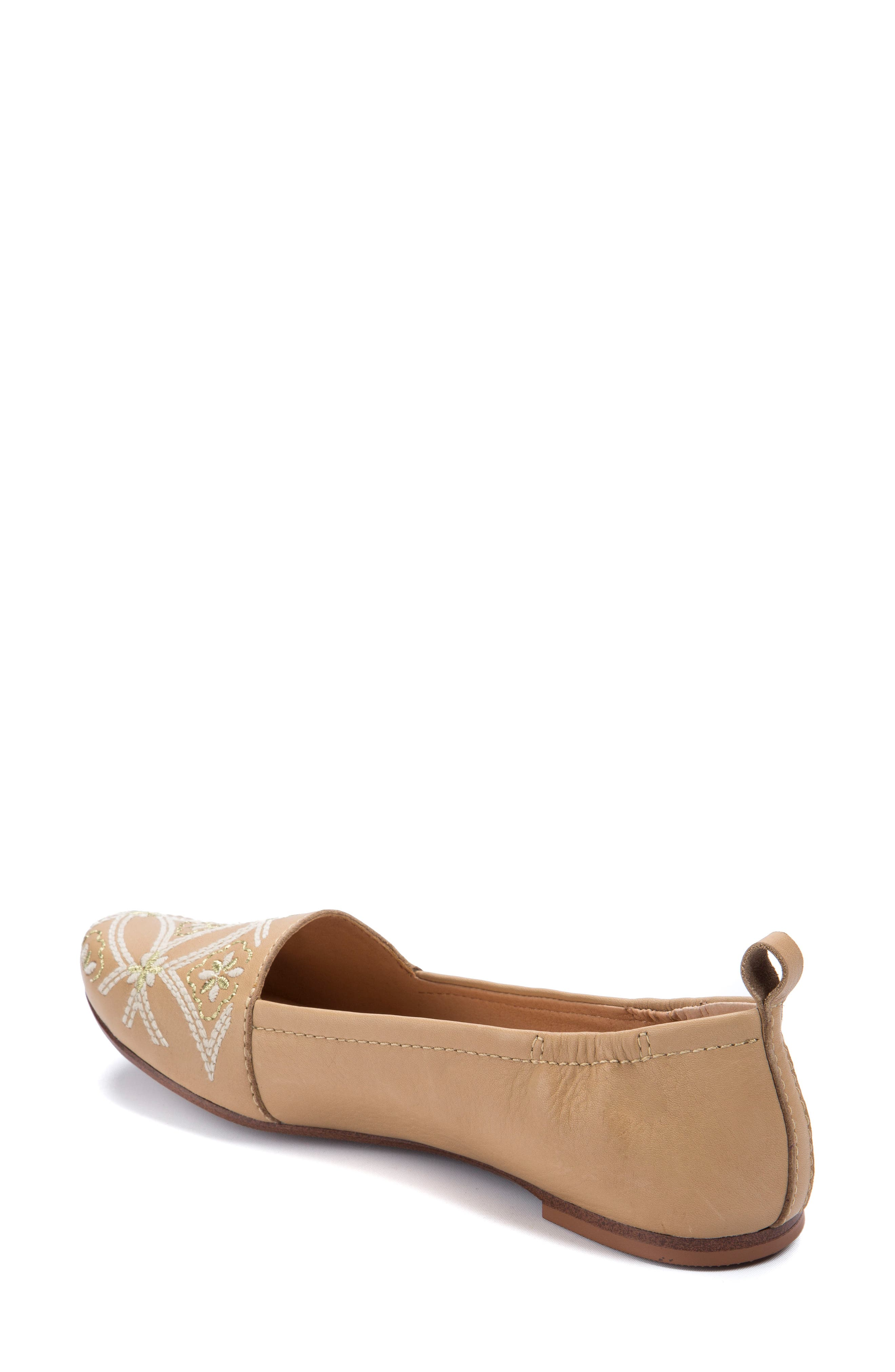 Globe Embroidered Flat,                             Alternate thumbnail 7, color,
