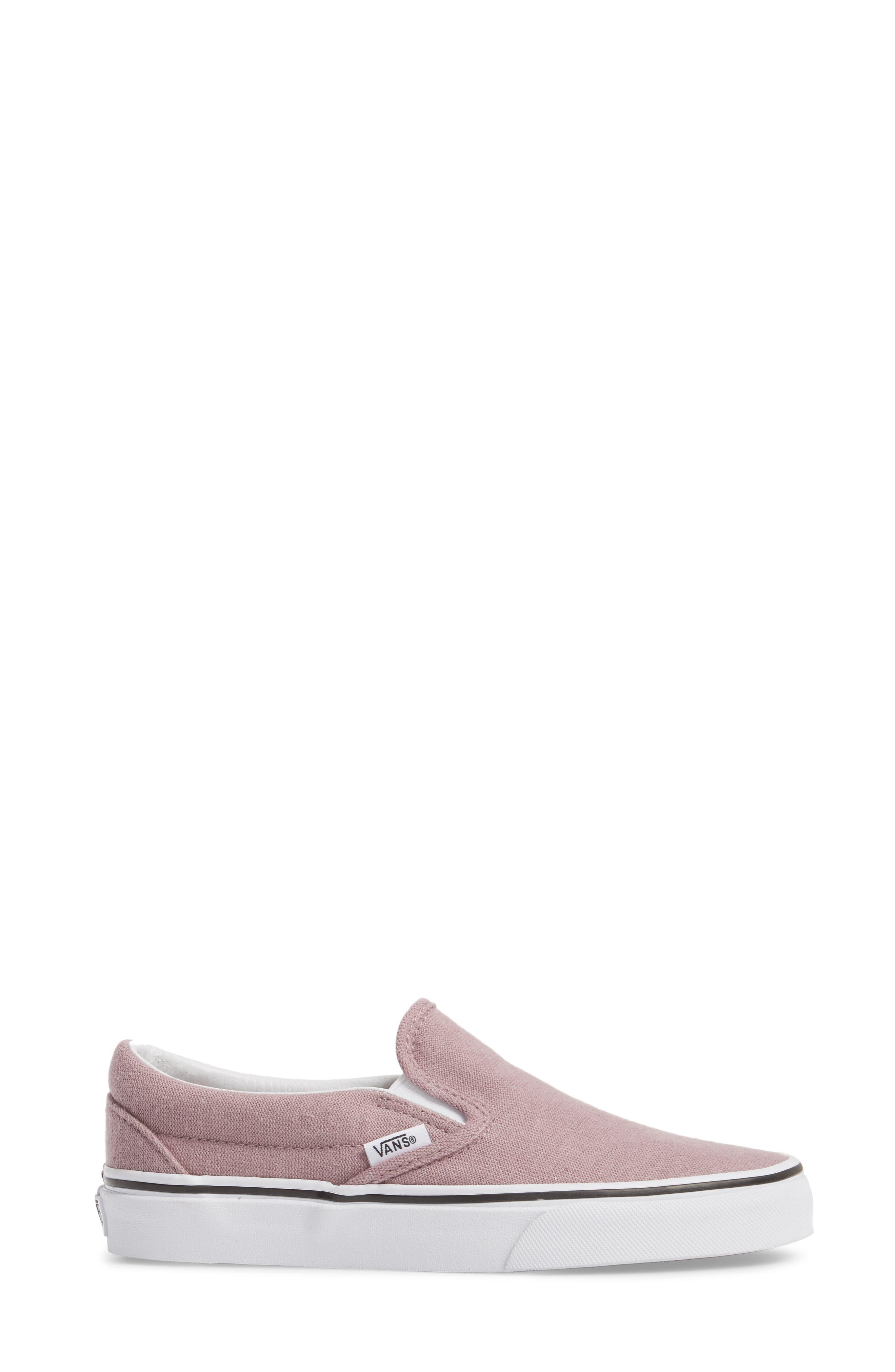 Classic Slip-On Sneaker,                             Alternate thumbnail 204, color,