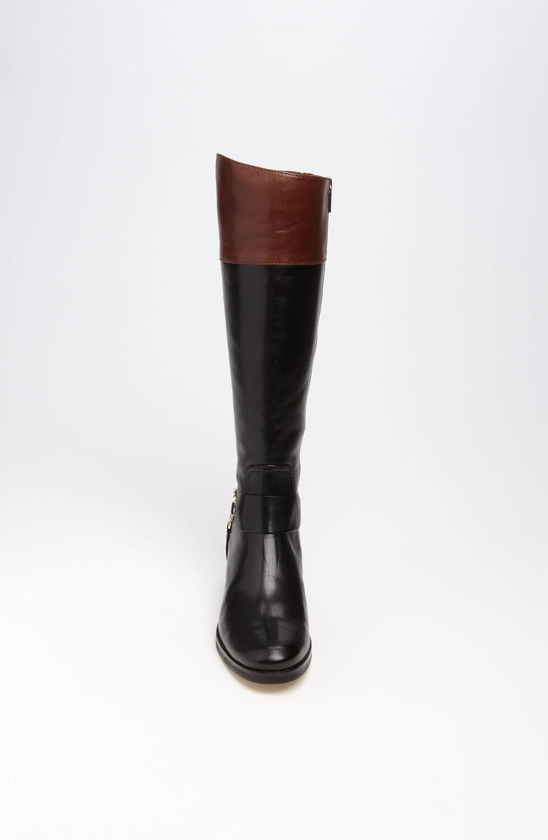 MICHAEL MICHAEL KORS,                             'Fulton' Harness Boot,                             Alternate thumbnail 2, color,                             014