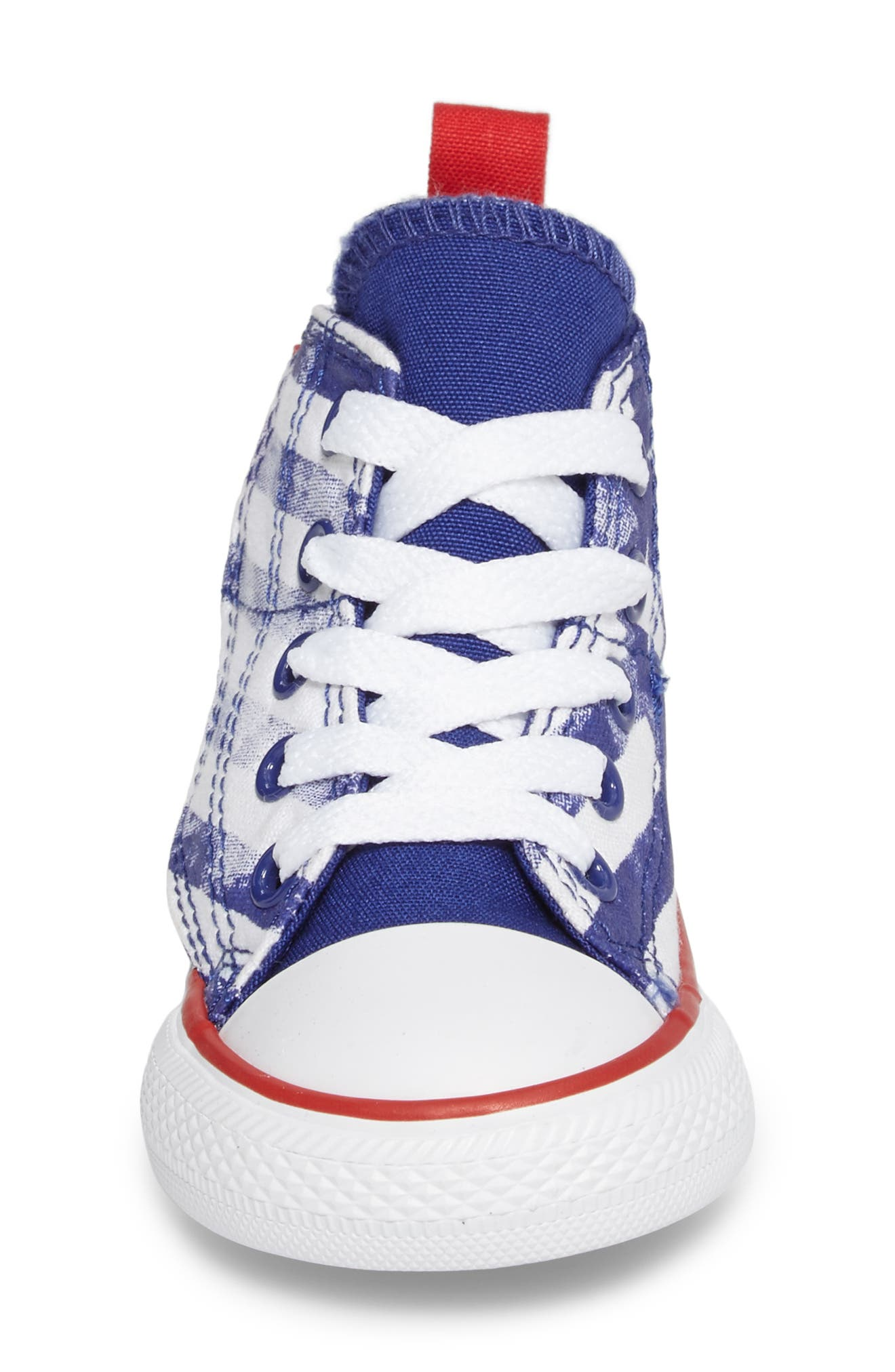 Chuck Taylor<sup>®</sup> All Star<sup>®</sup> 'Simple Step' High Top Sneaker,                             Alternate thumbnail 4, color,                             400