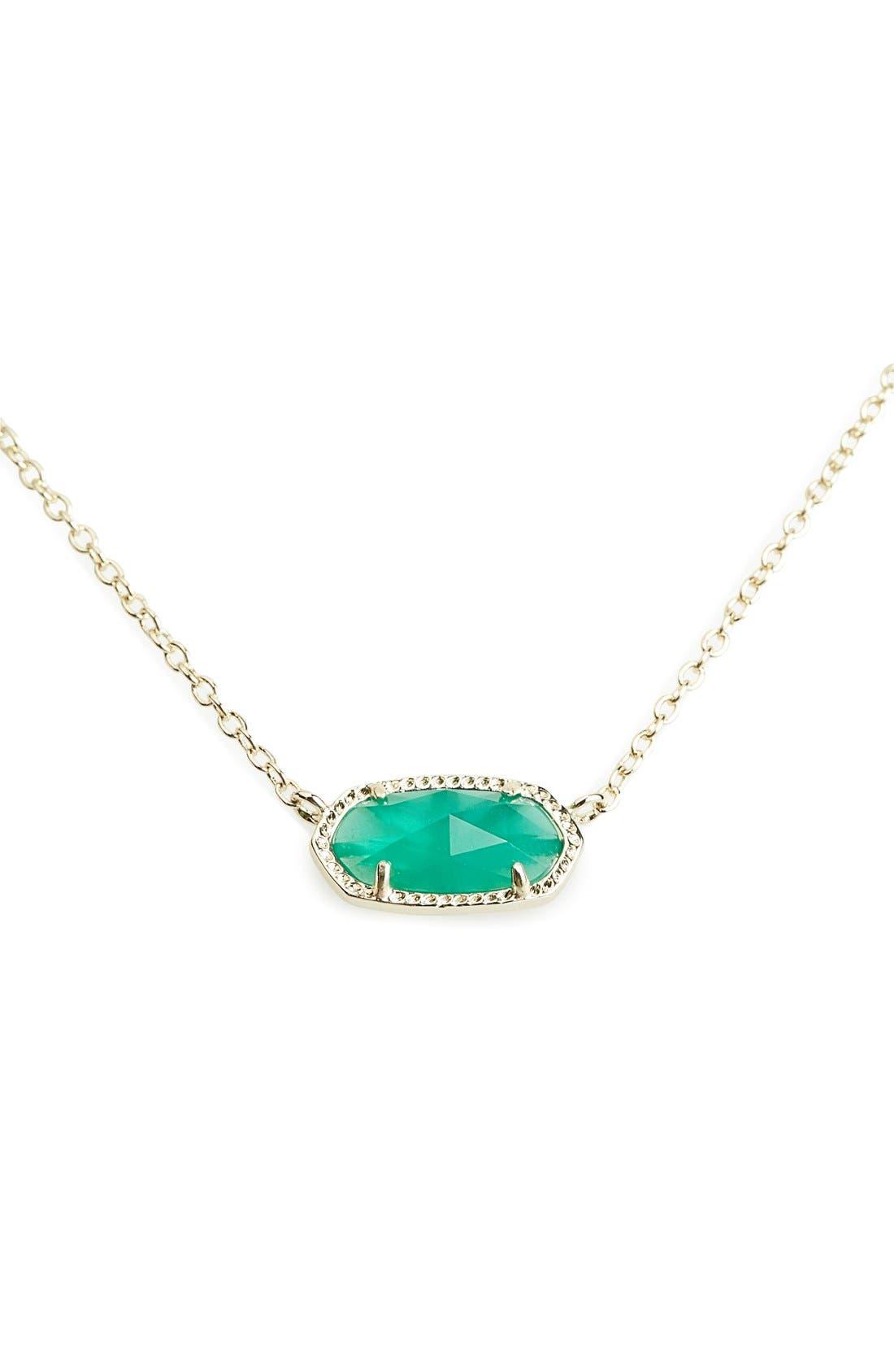 'Elisa' Pendant Necklace,                             Main thumbnail 44, color,
