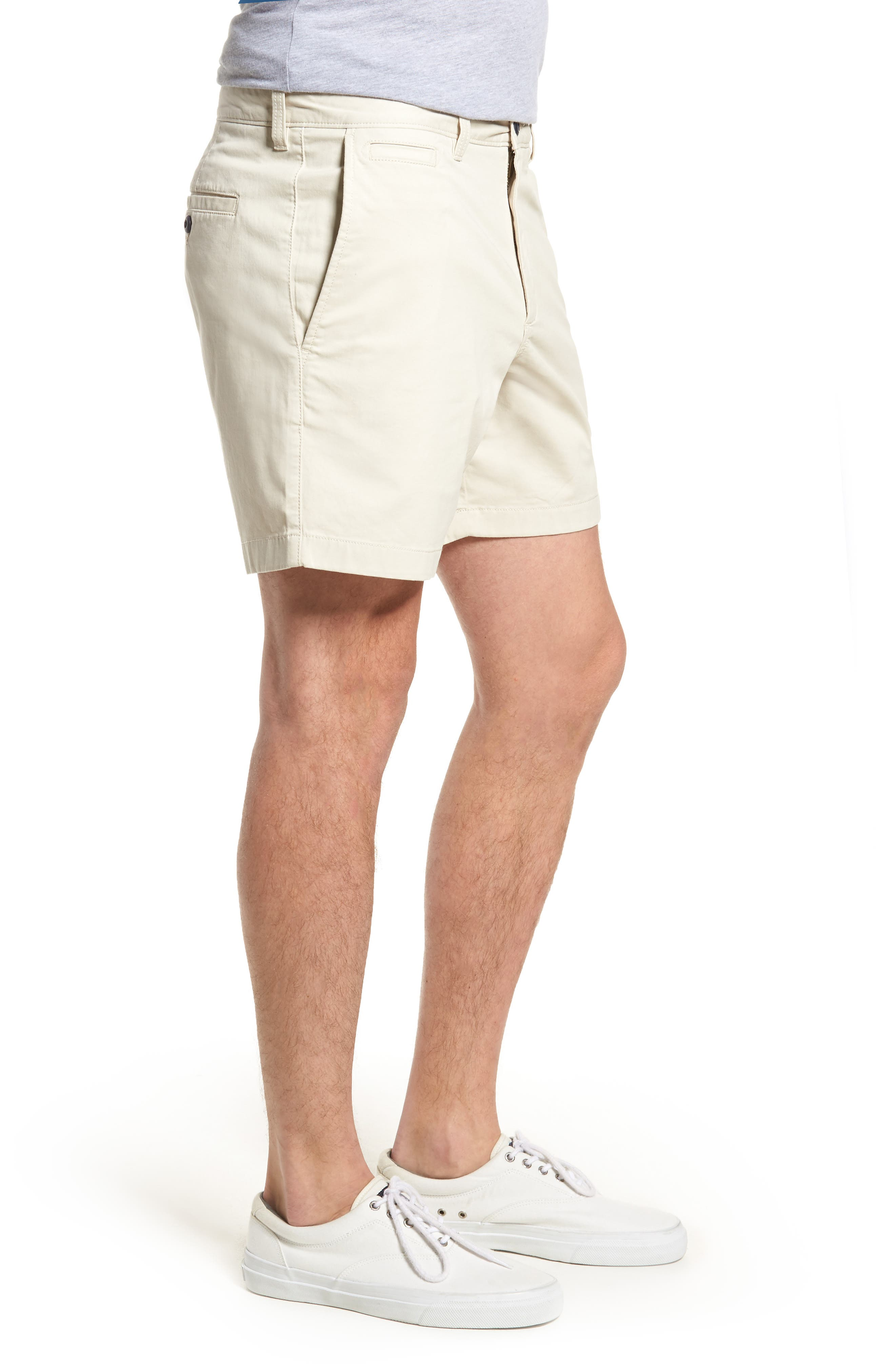 Ballard Slim Fit Stretch Chino 7-Inch Shorts,                             Alternate thumbnail 28, color,