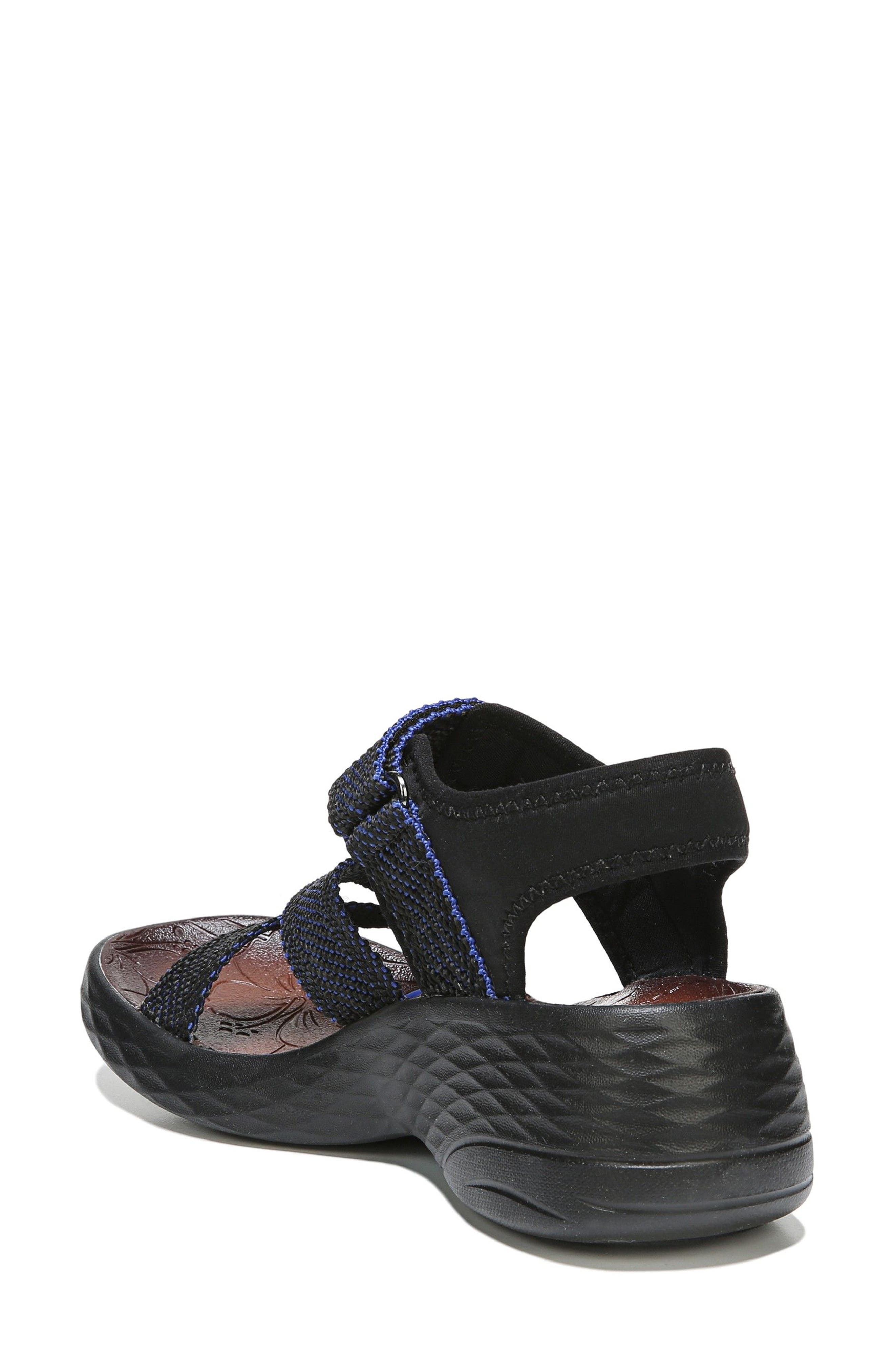 Jive Sandal,                             Alternate thumbnail 2, color,                             BLUE WEBBING FABRIC