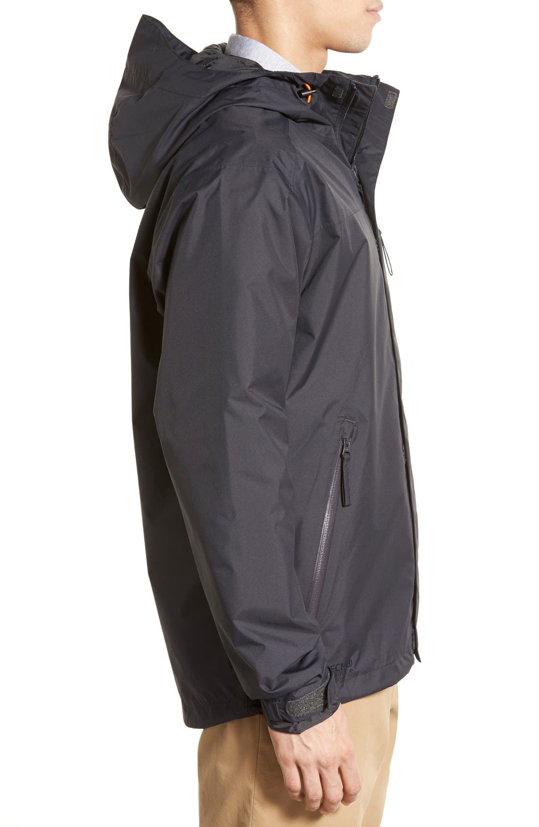 'Vancouver' Packable Rain Jacket,                             Alternate thumbnail 15, color,