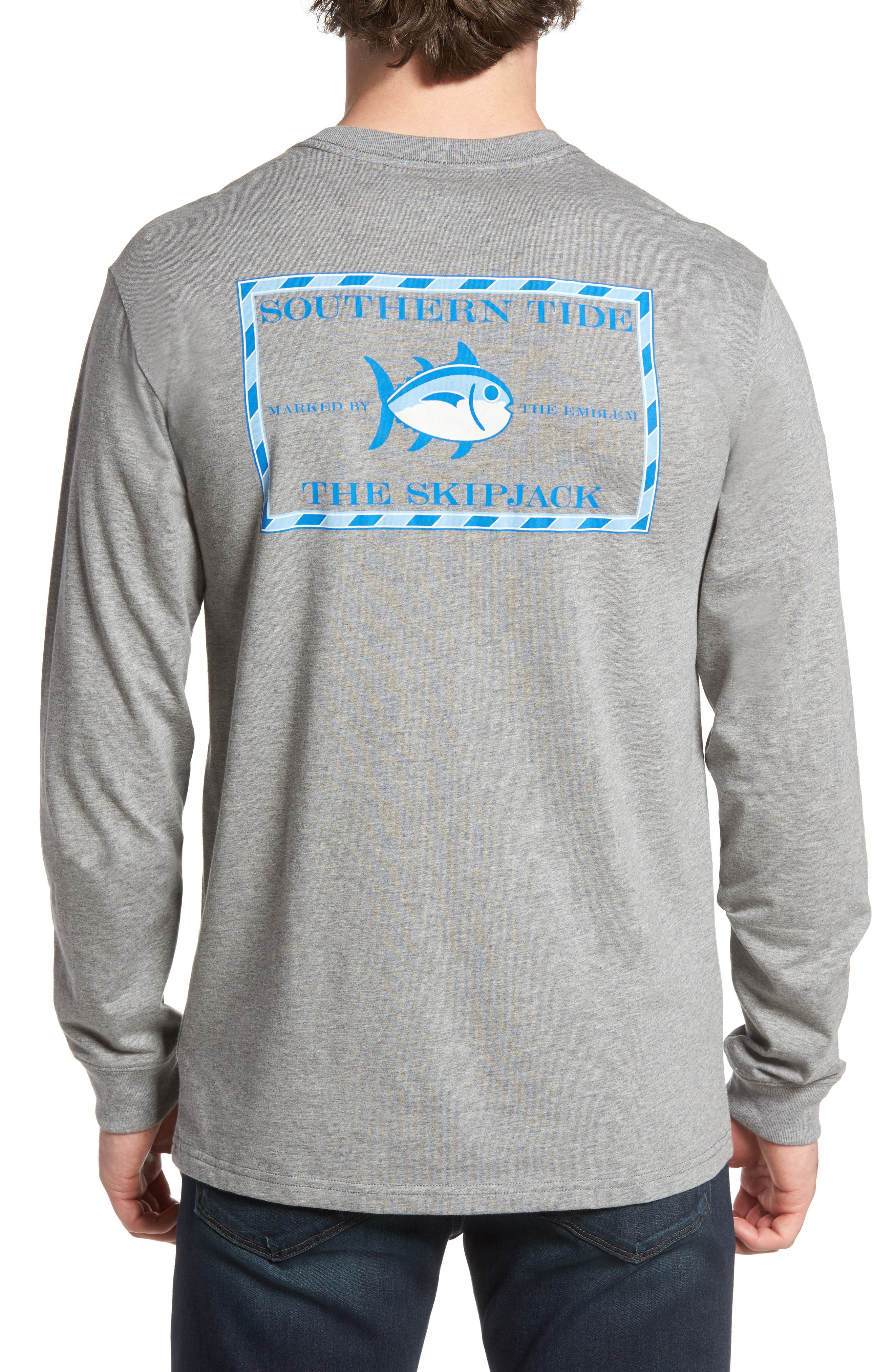 Original Skipjack T-Shirt,                             Alternate thumbnail 13, color,