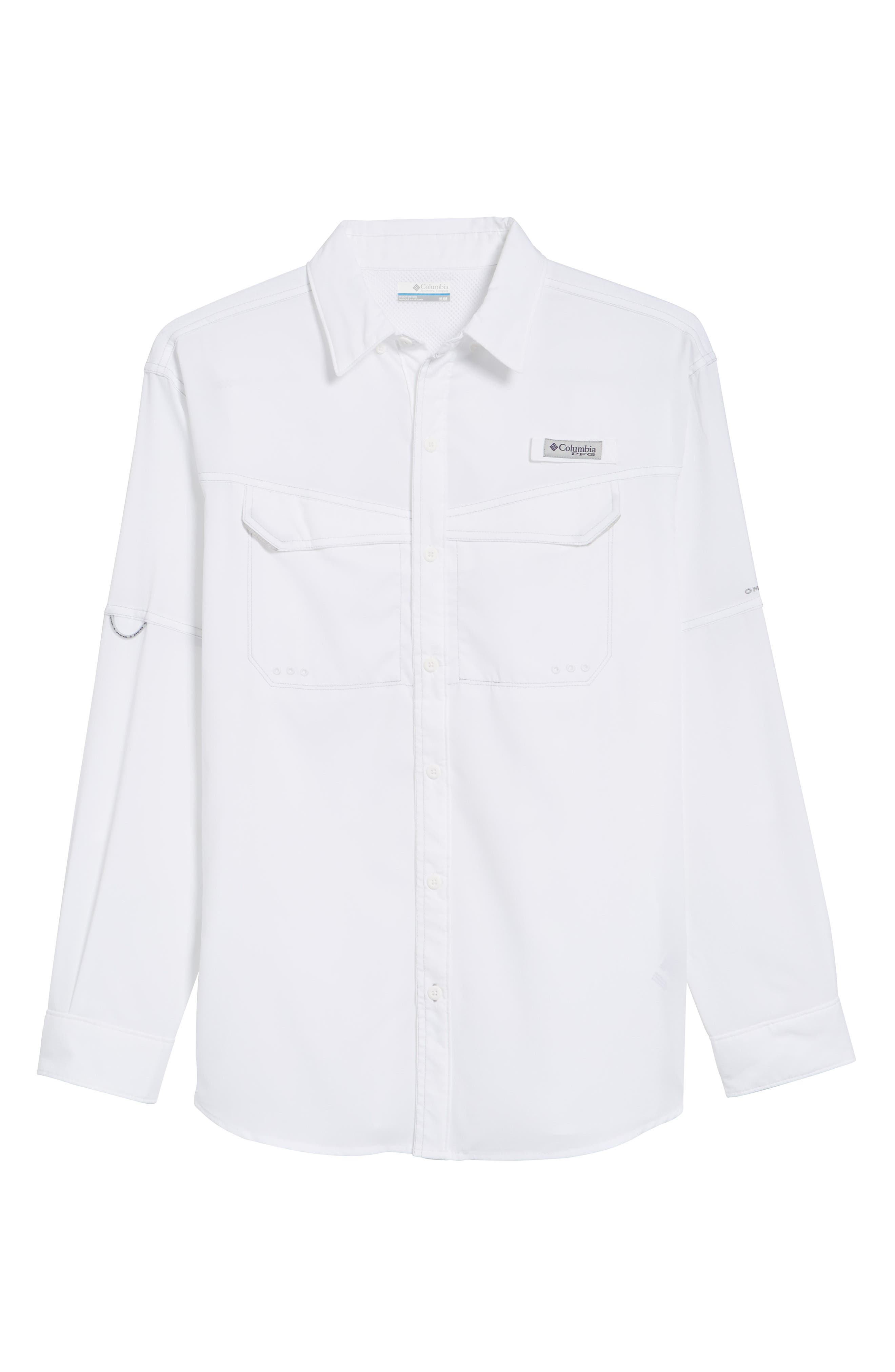 Low Drag Offshore Woven Shirt,                             Alternate thumbnail 61, color,