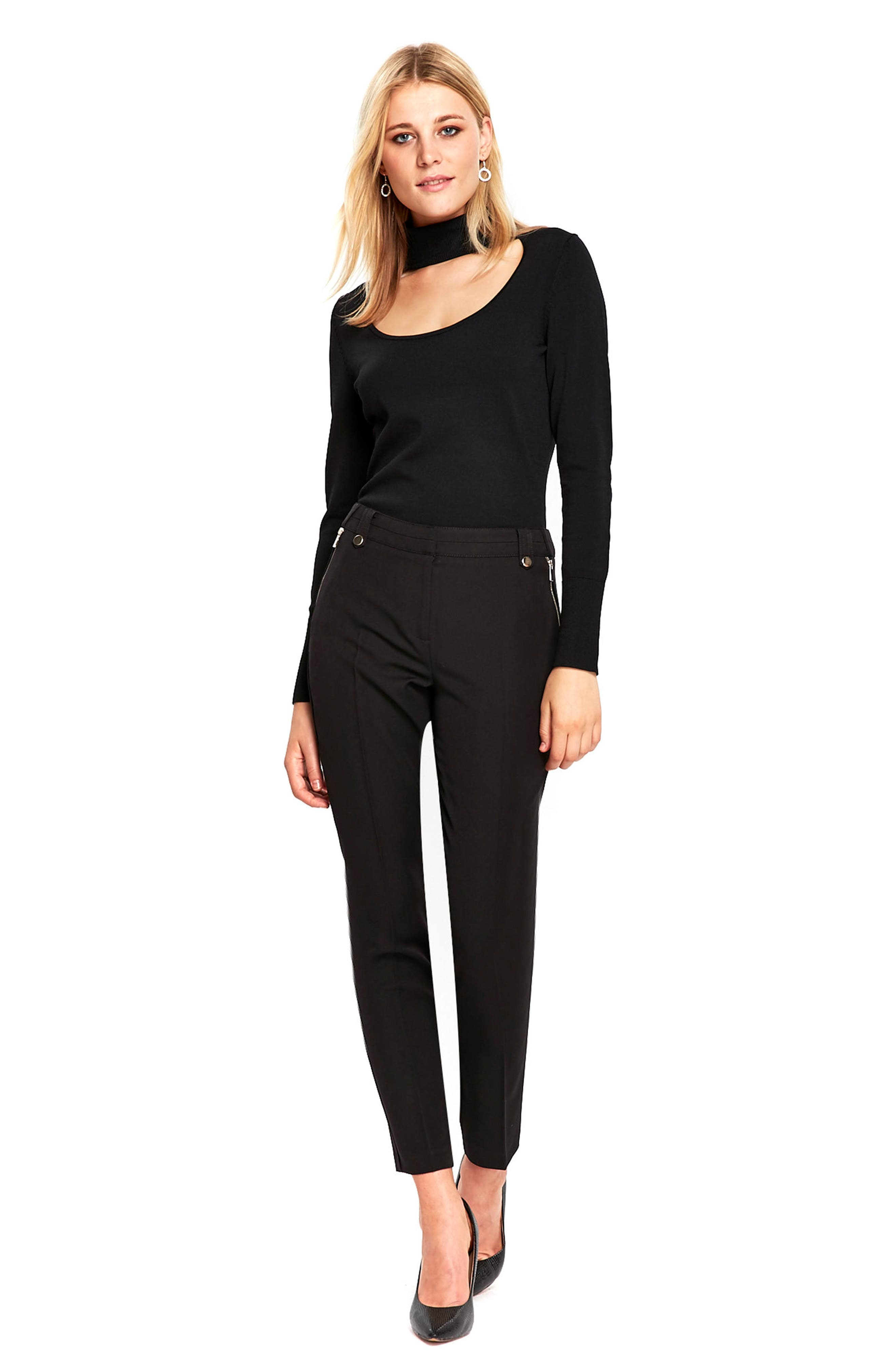 Tapered Pants,                             Alternate thumbnail 5, color,