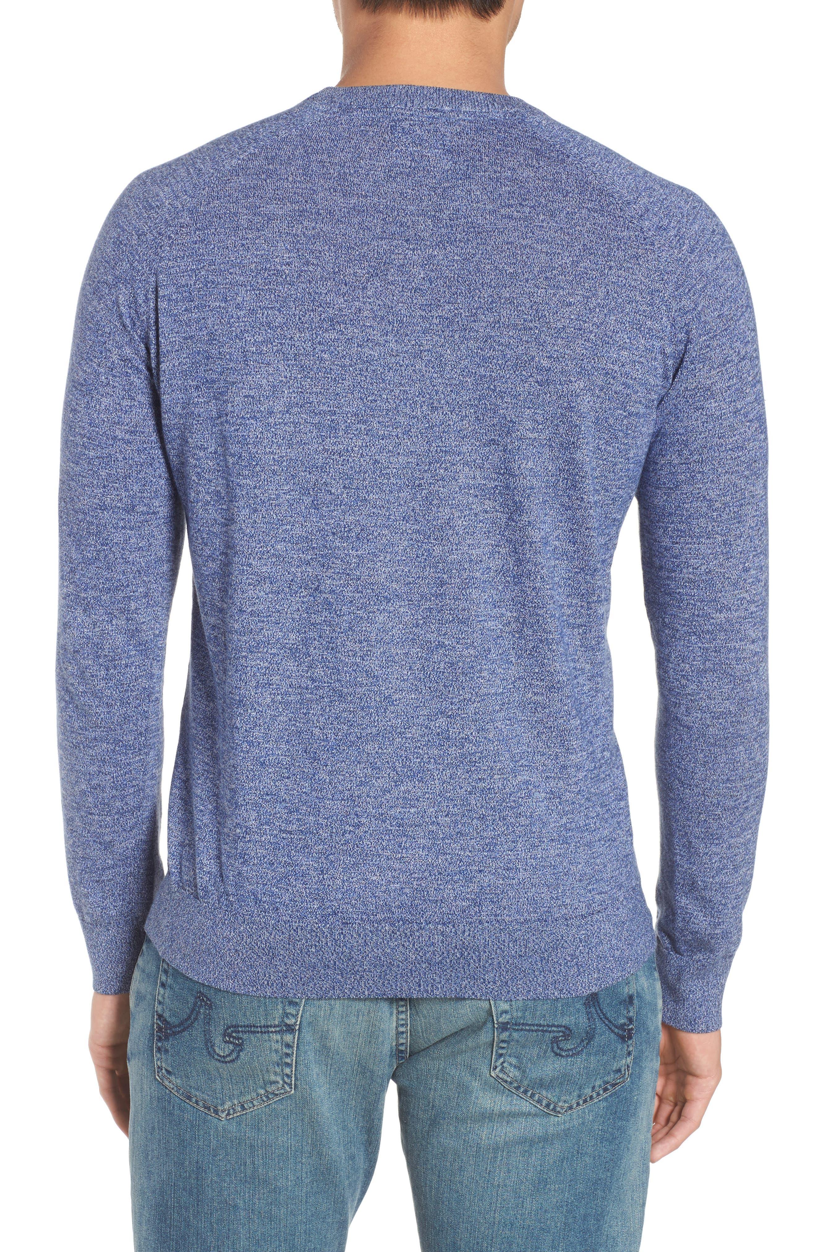 Space Dye Crewneck Shirt,                             Alternate thumbnail 2, color,                             450