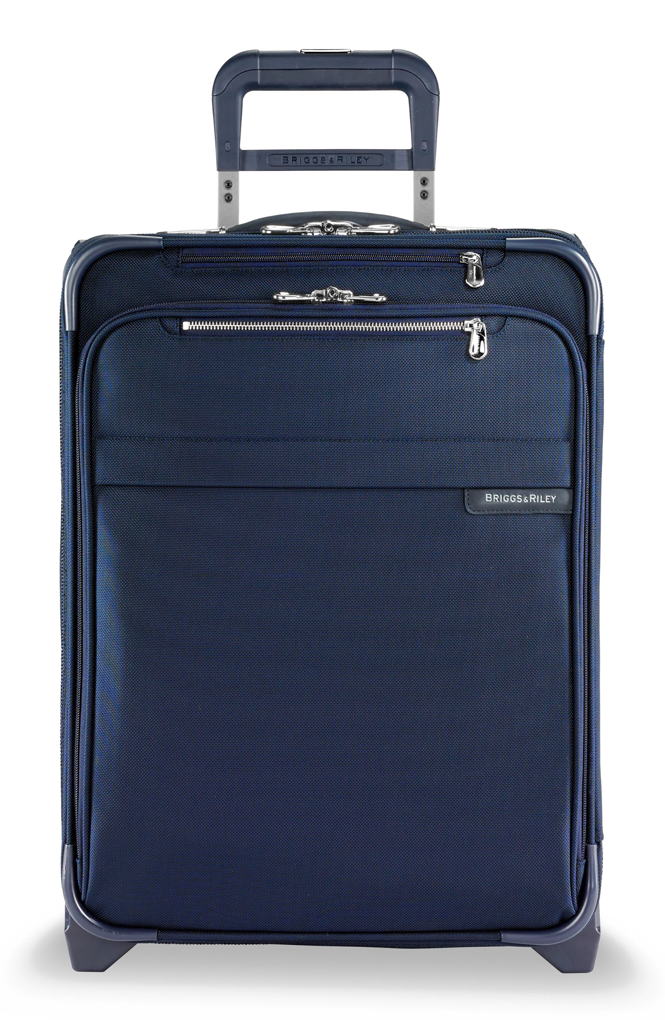 21-Inch Baseline Widebody International Rolling Carry-On,                             Main thumbnail 1, color,                             NAVY