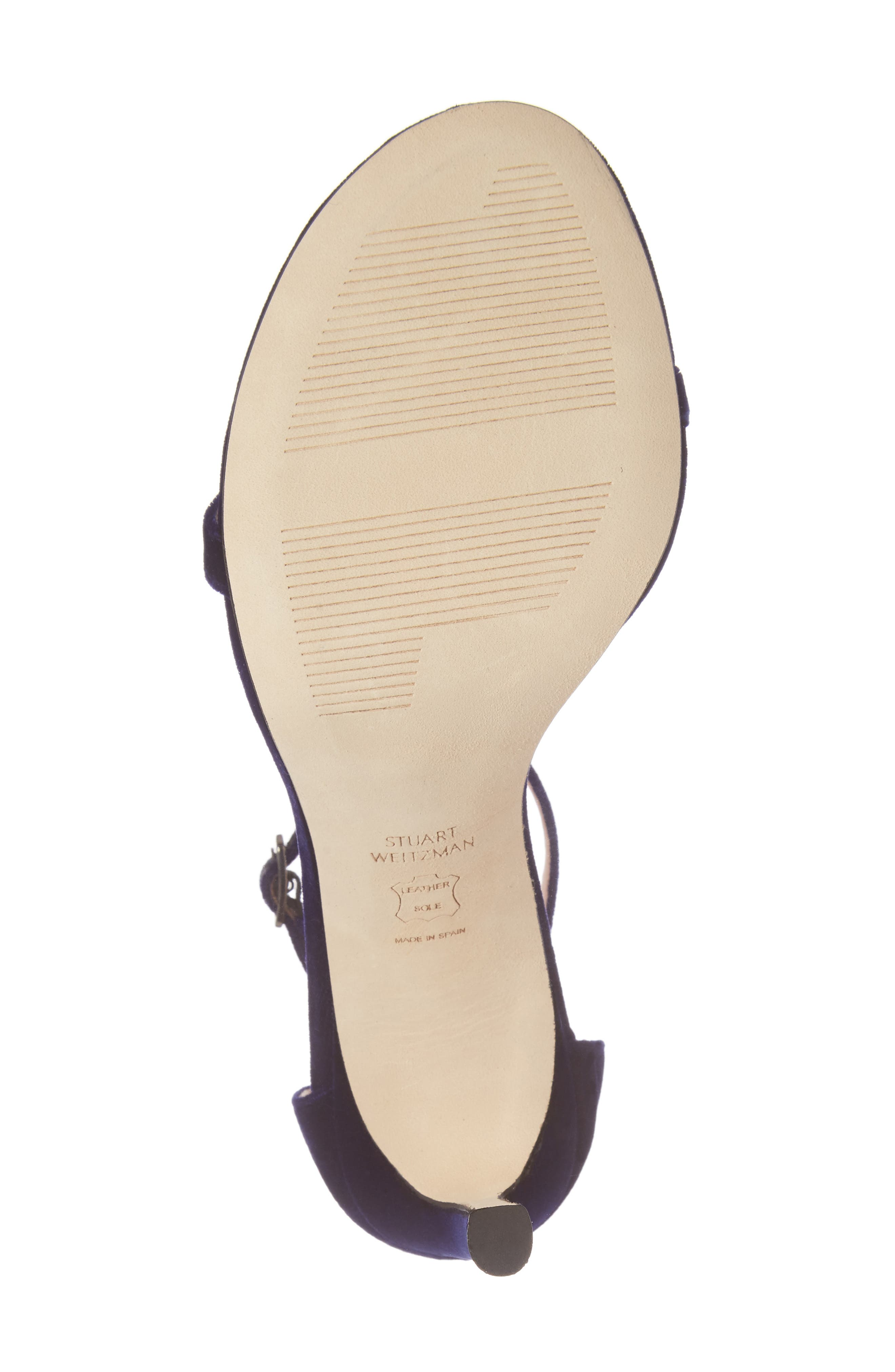 Nudistsong Ankle Strap Sandal,                             Alternate thumbnail 237, color,