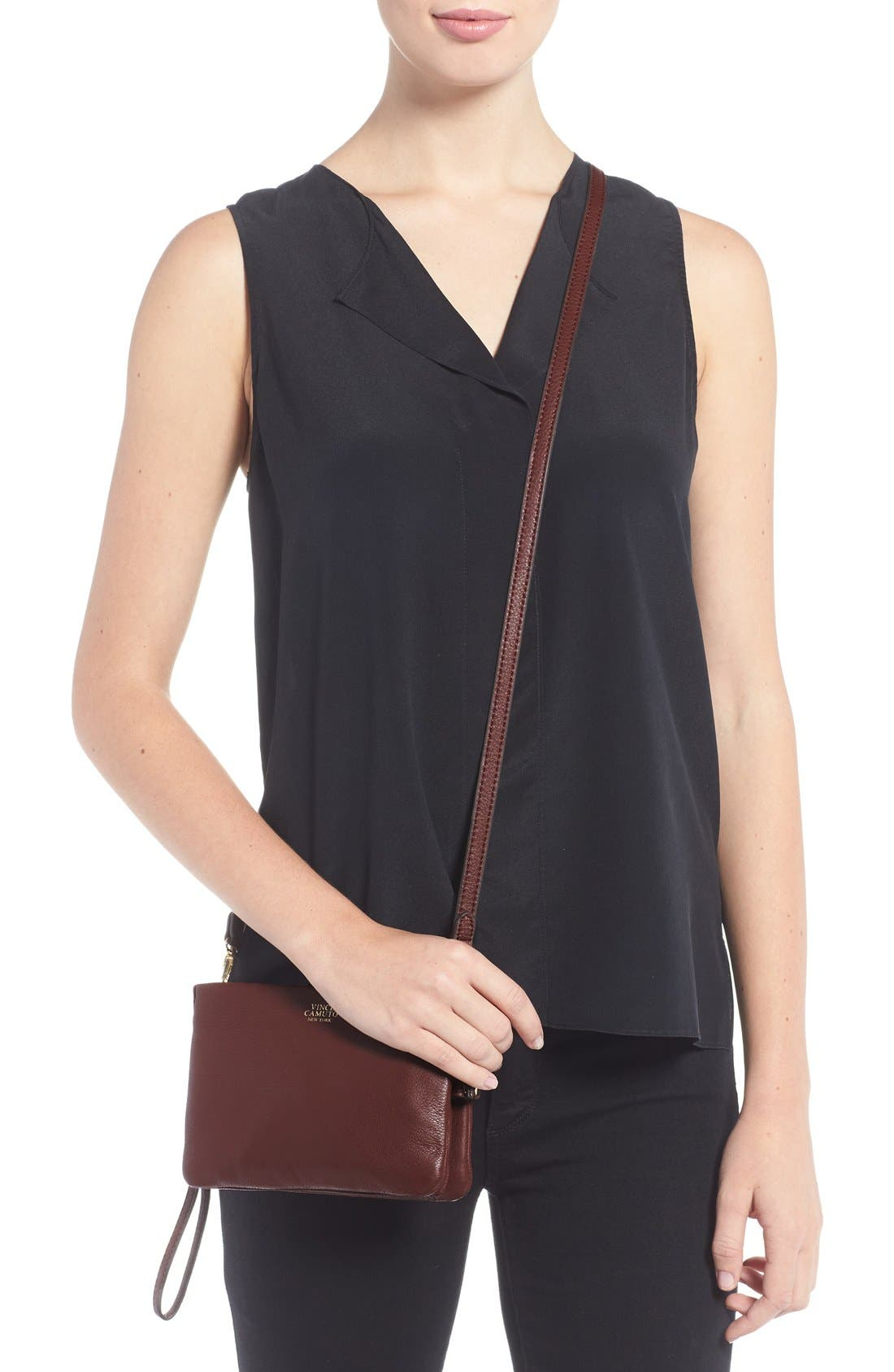 'Cami' Leather Crossbody Bag,                             Alternate thumbnail 68, color,