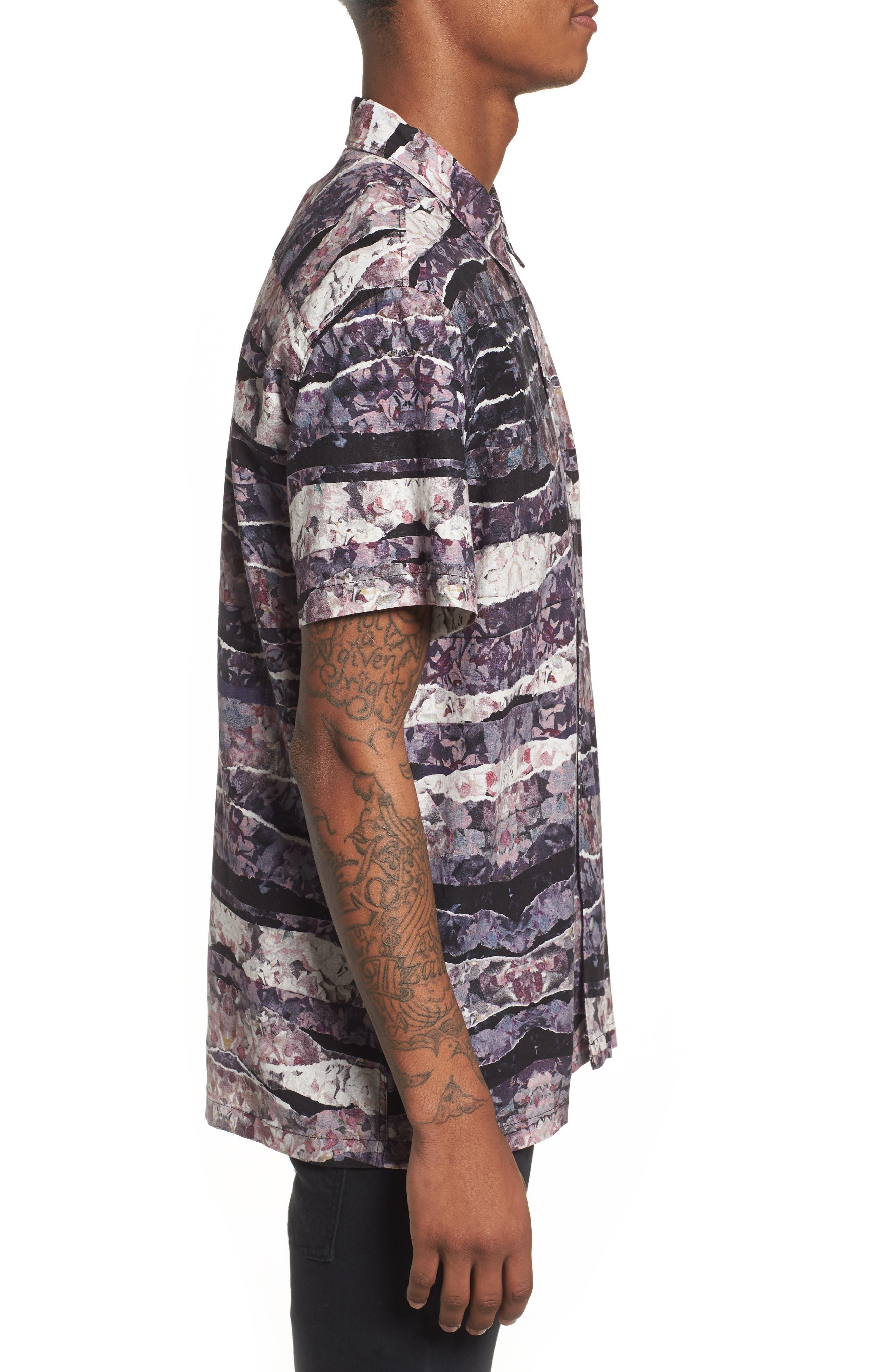 Shoto Short Sleeve Shirt,                             Alternate thumbnail 9, color,