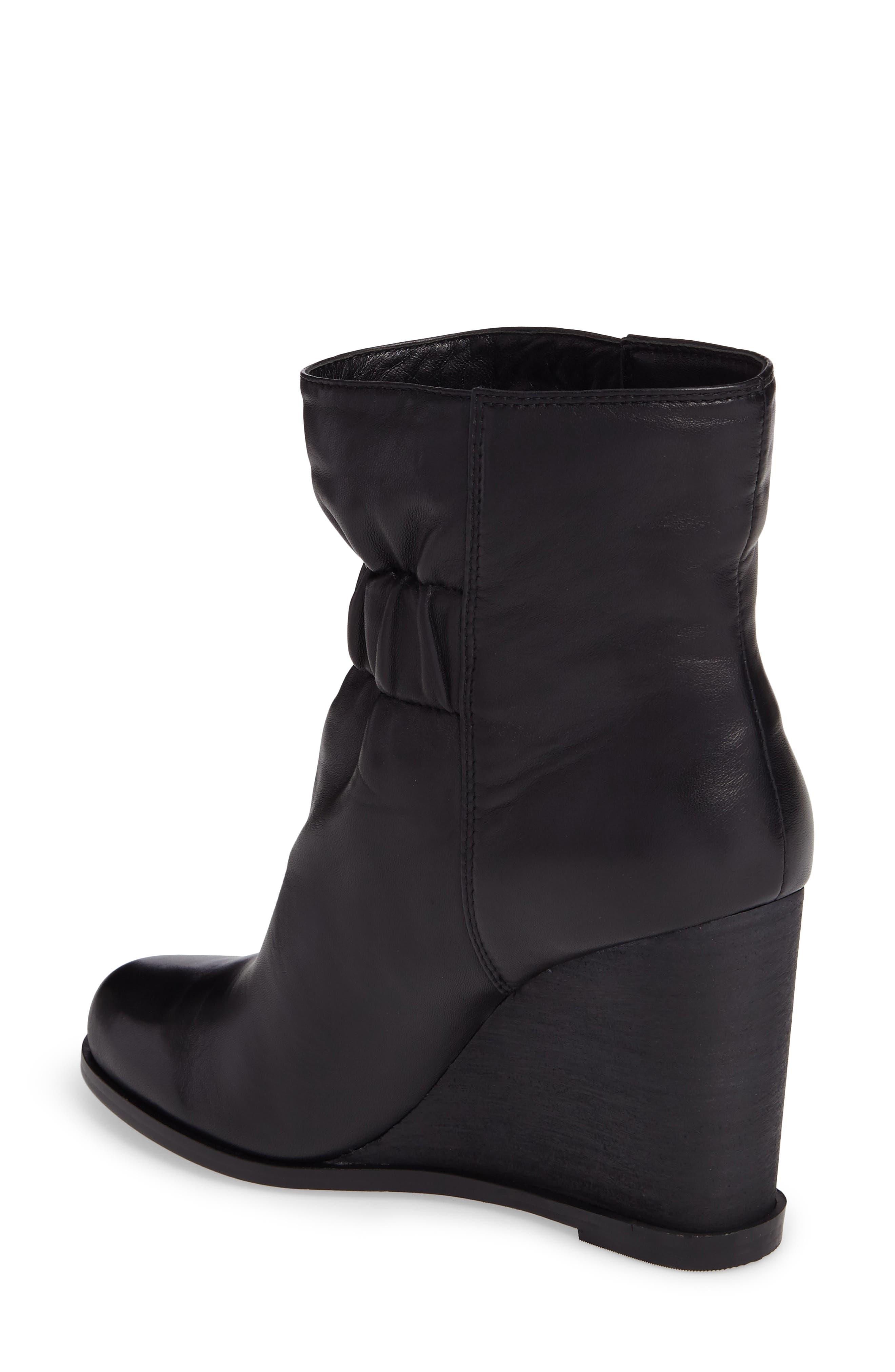 Rebecca Wedge Bootie,                             Alternate thumbnail 2, color,                             002