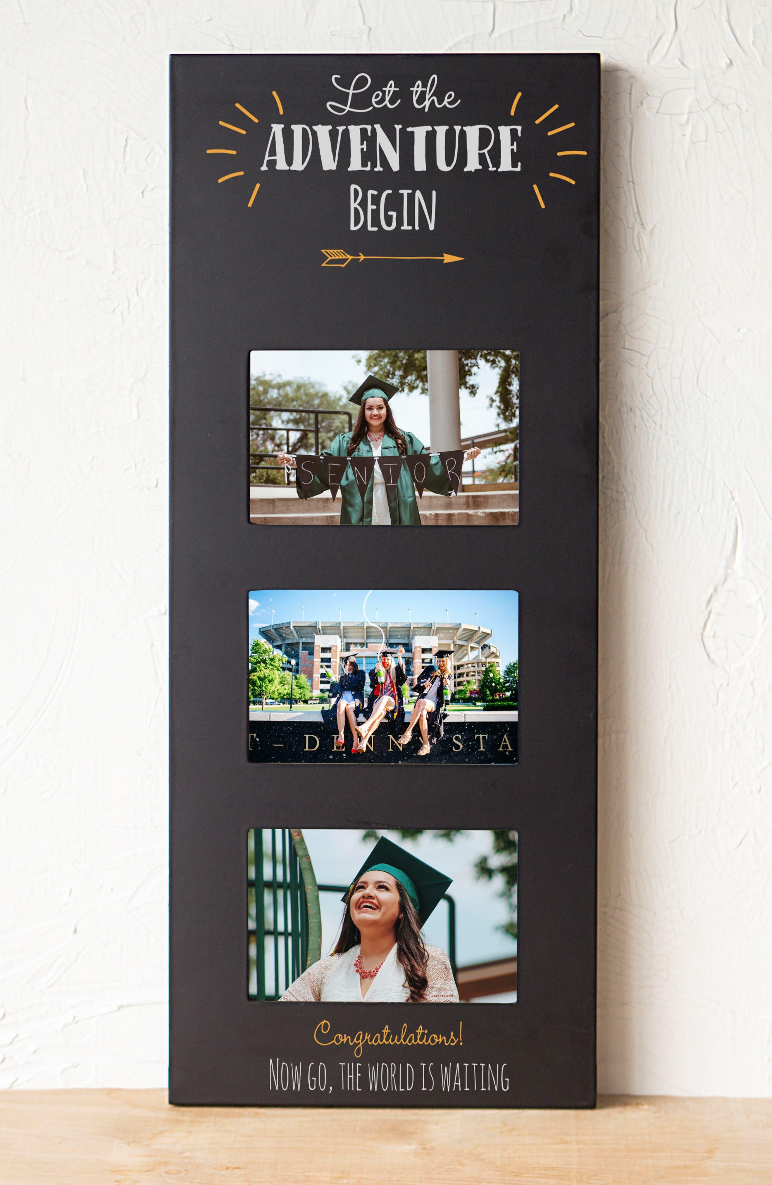 Graduation Picture Frame,                             Alternate thumbnail 7, color,                             001