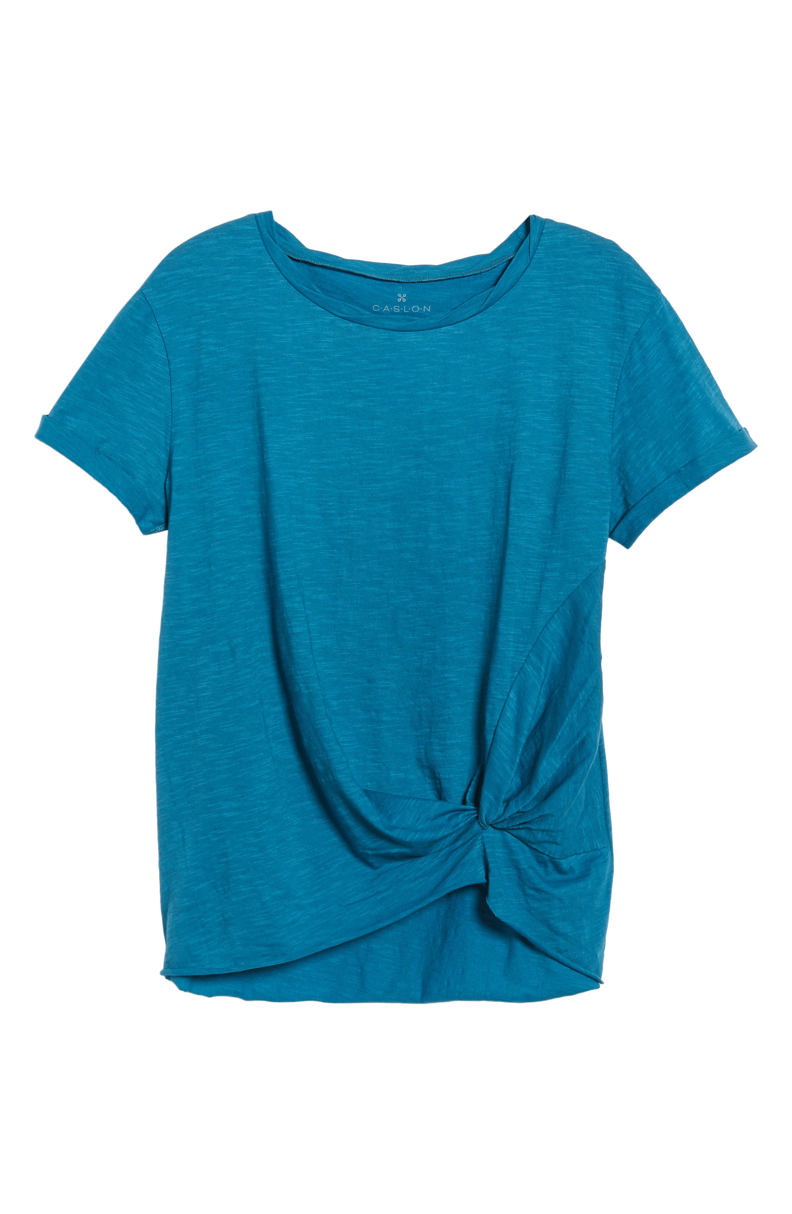 Knotted Tee,                             Alternate thumbnail 57, color,