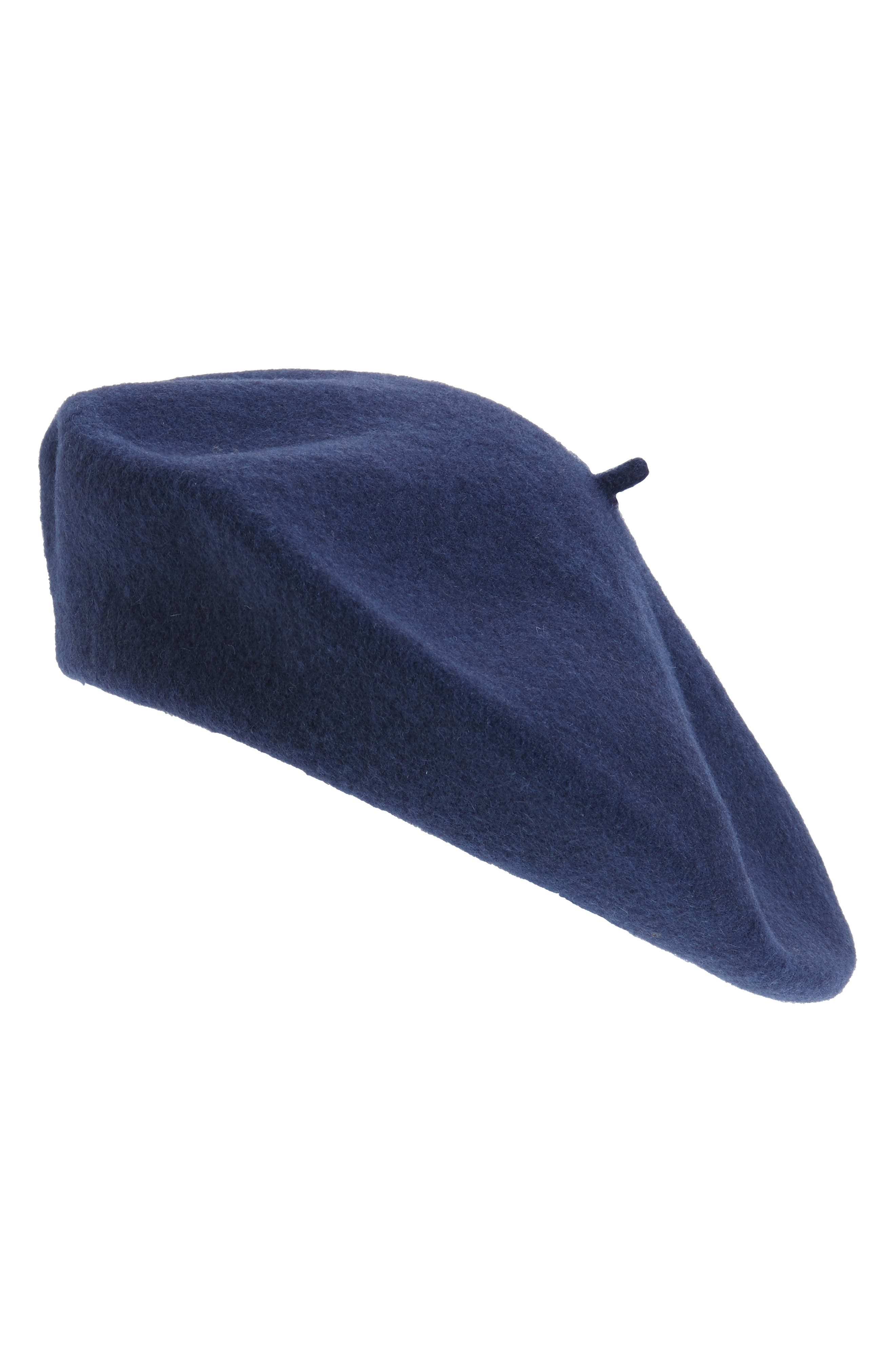 x Biltmore<sup>®</sup> Wool Beret,                             Main thumbnail 1, color,                             400