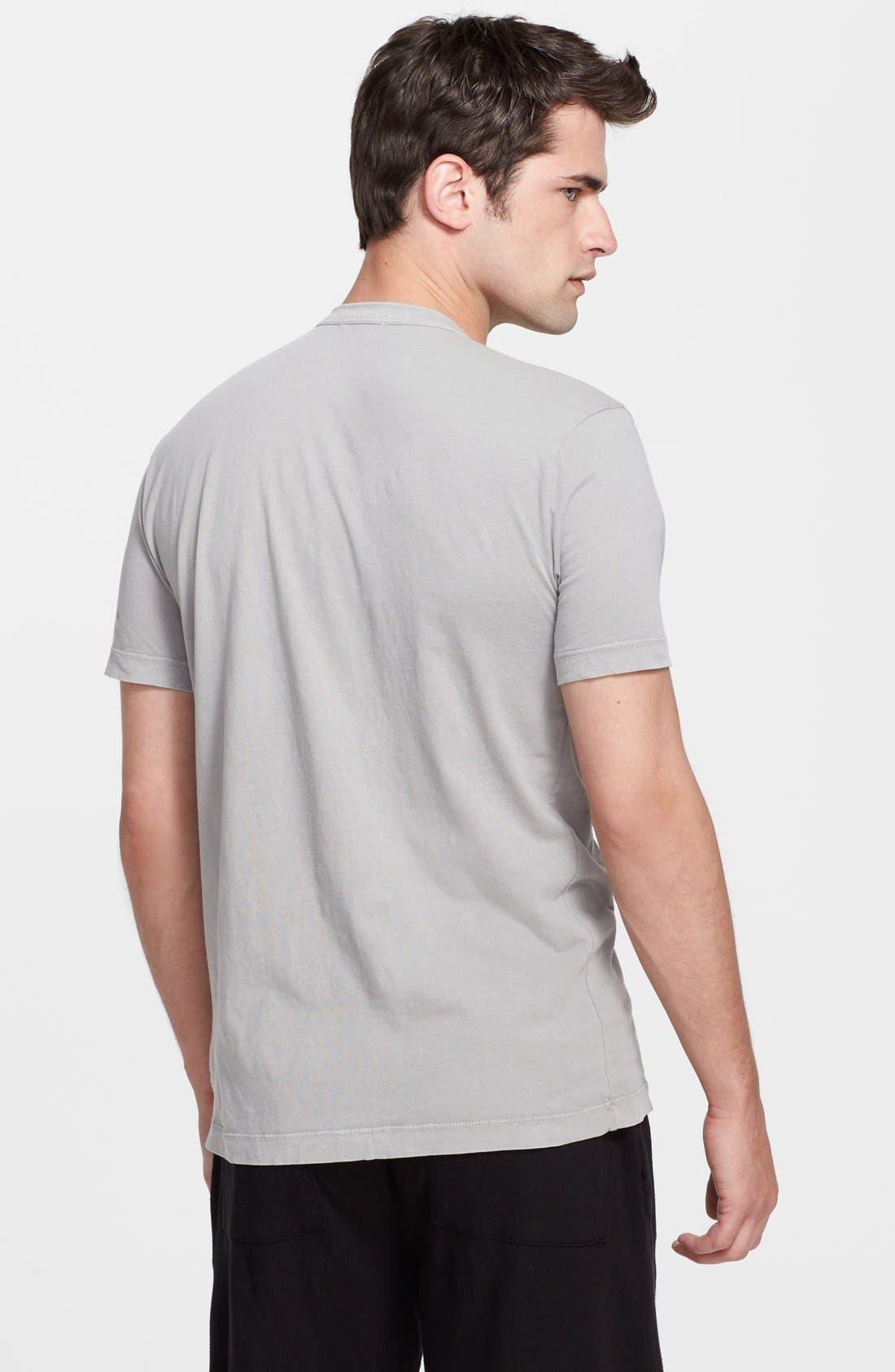 Crewneck Jersey T-Shirt,                             Alternate thumbnail 149, color,