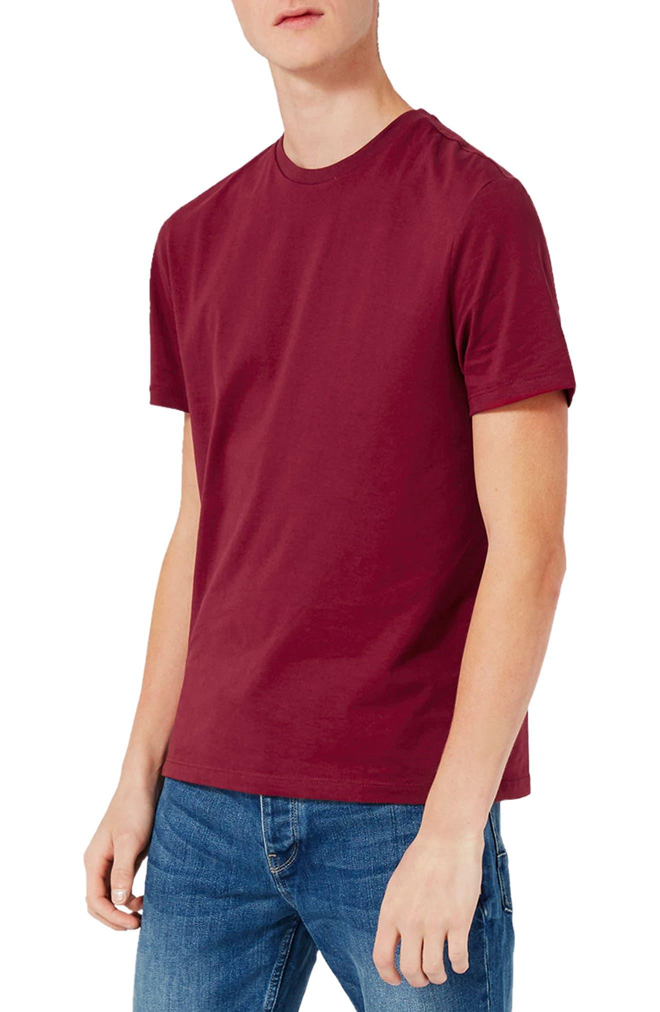 Slim Fit Crewneck T-Shirt,                             Main thumbnail 33, color,