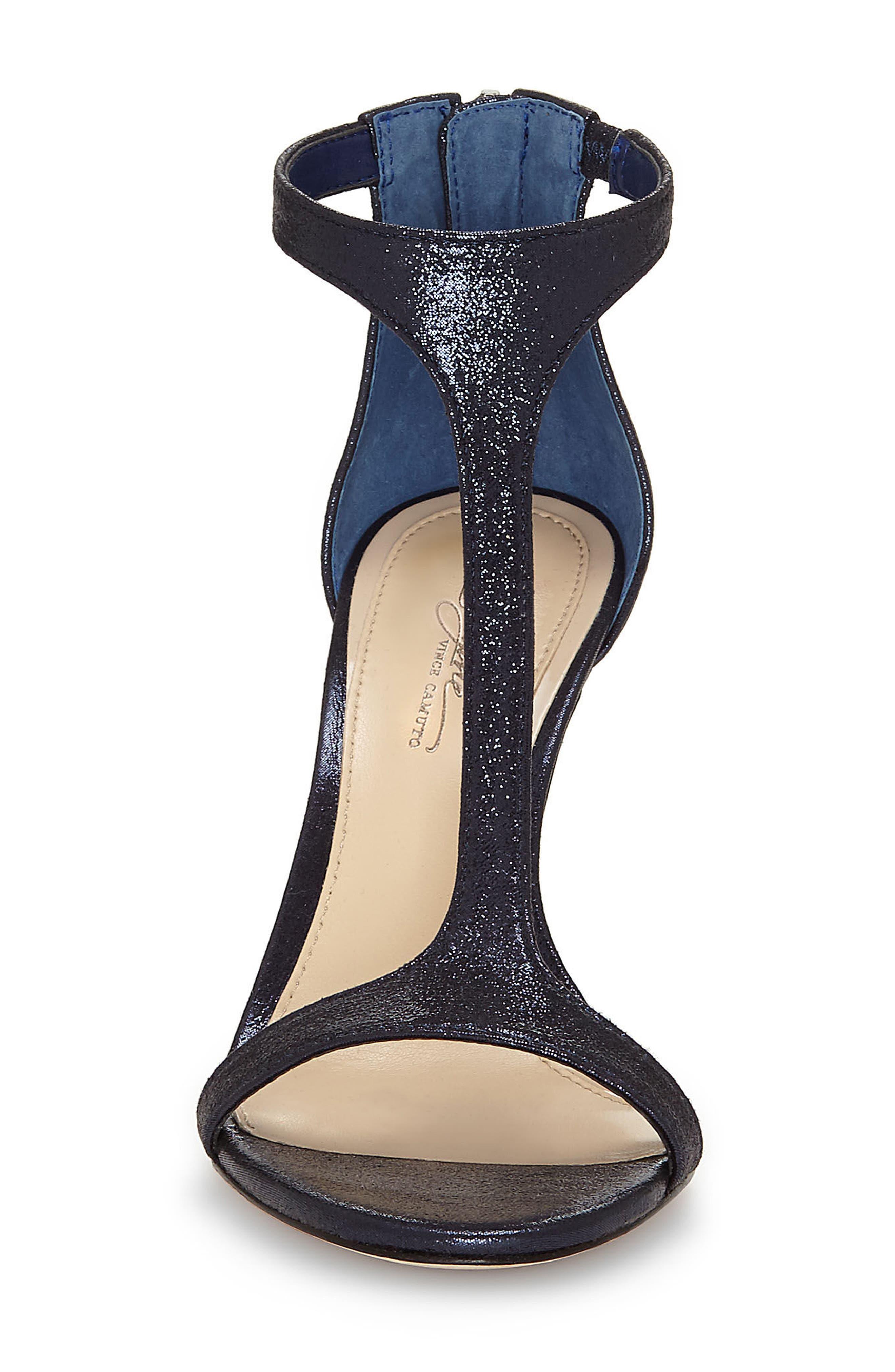 'Phoebe' Embellished T-Strap Sandal,                             Alternate thumbnail 38, color,