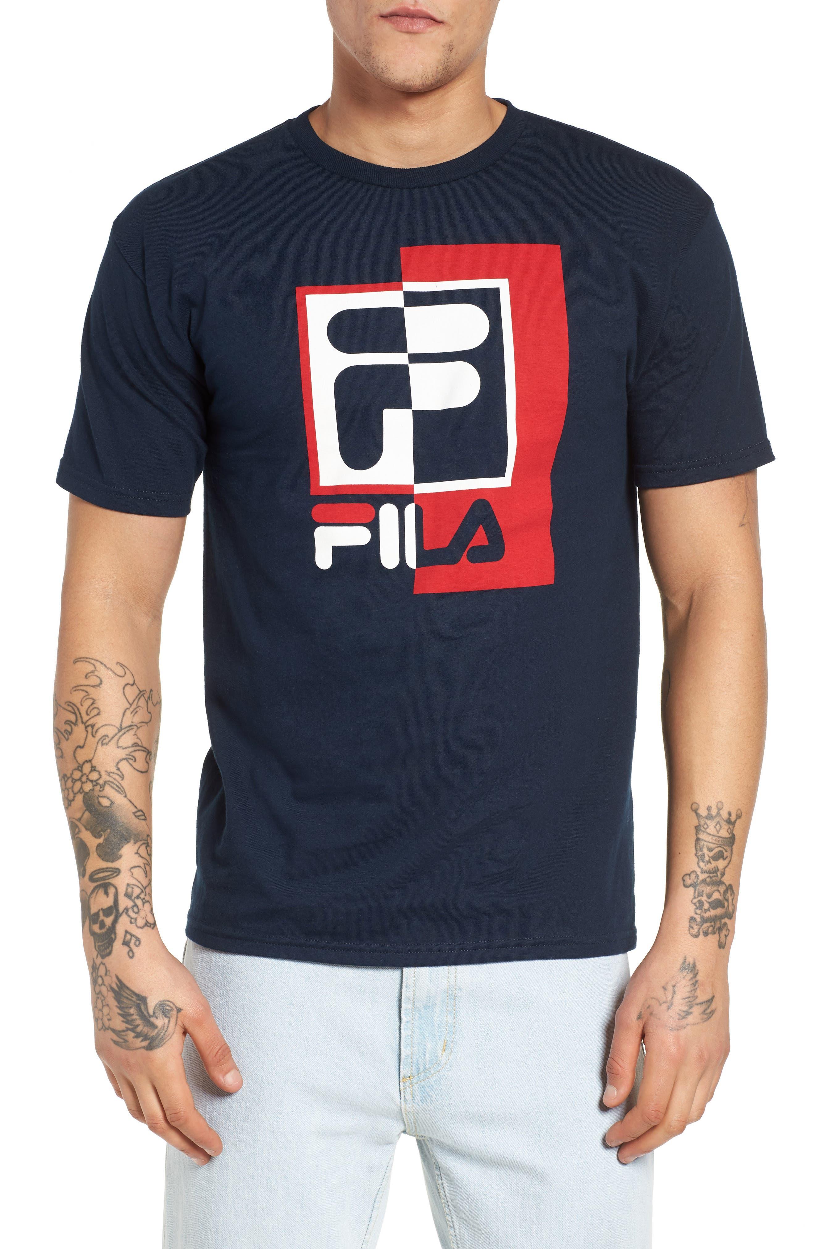 Rexton Graphic T-Shirt,                             Main thumbnail 1, color,                             410
