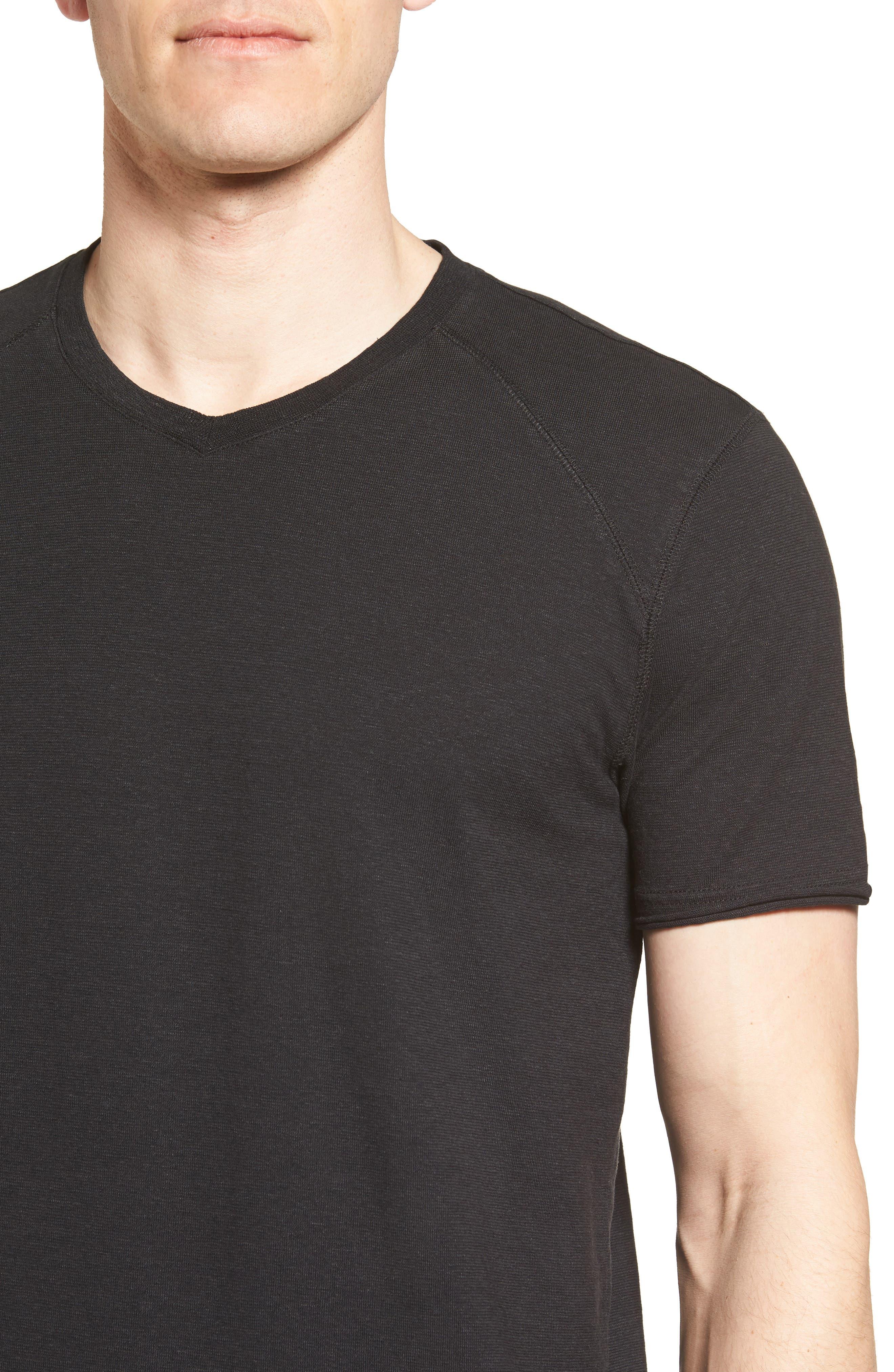 Camura T-Shirt,                             Alternate thumbnail 4, color,                             002
