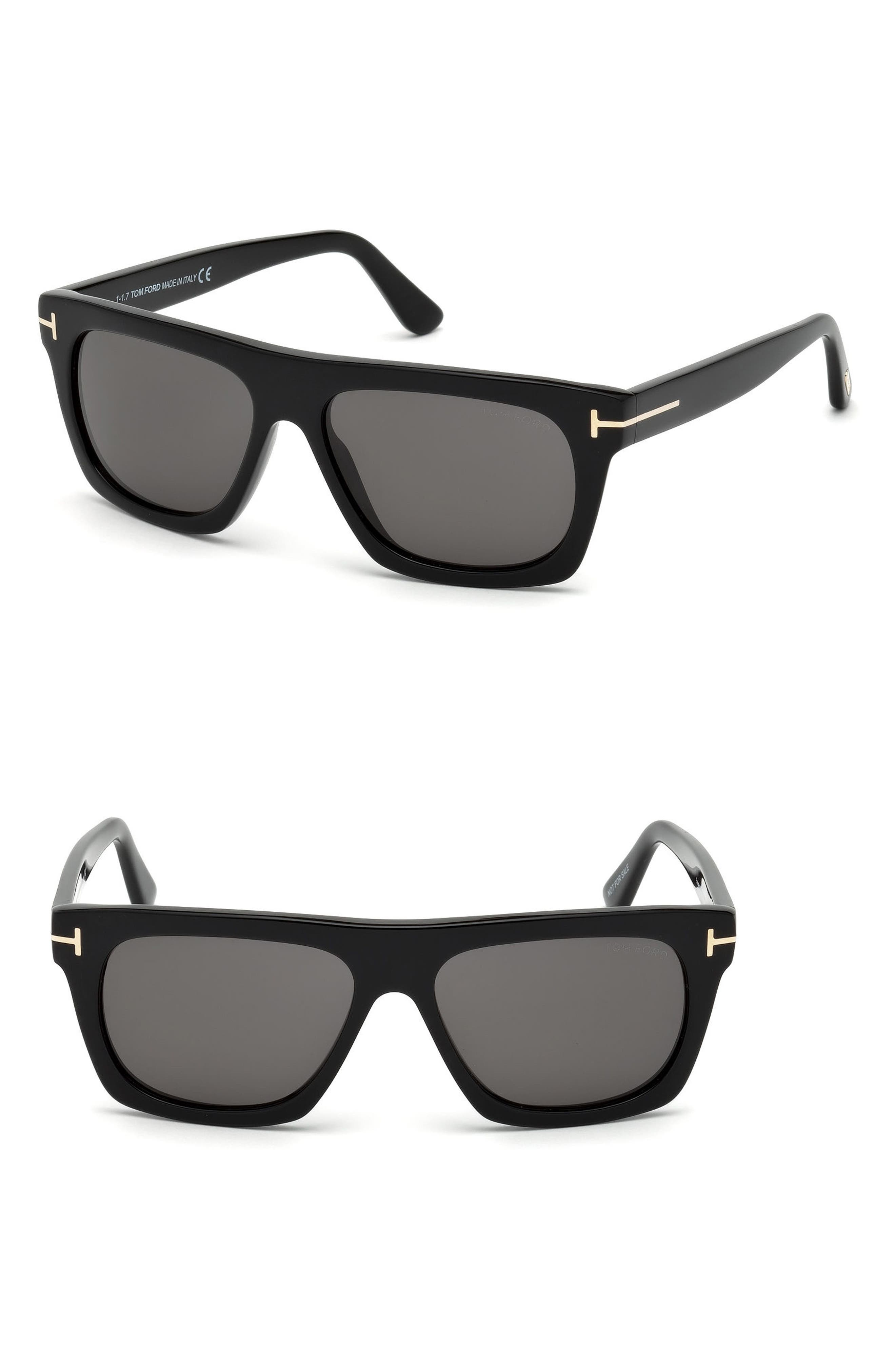 Ernesto 55mm Sunglasses,                             Main thumbnail 1, color,                             001