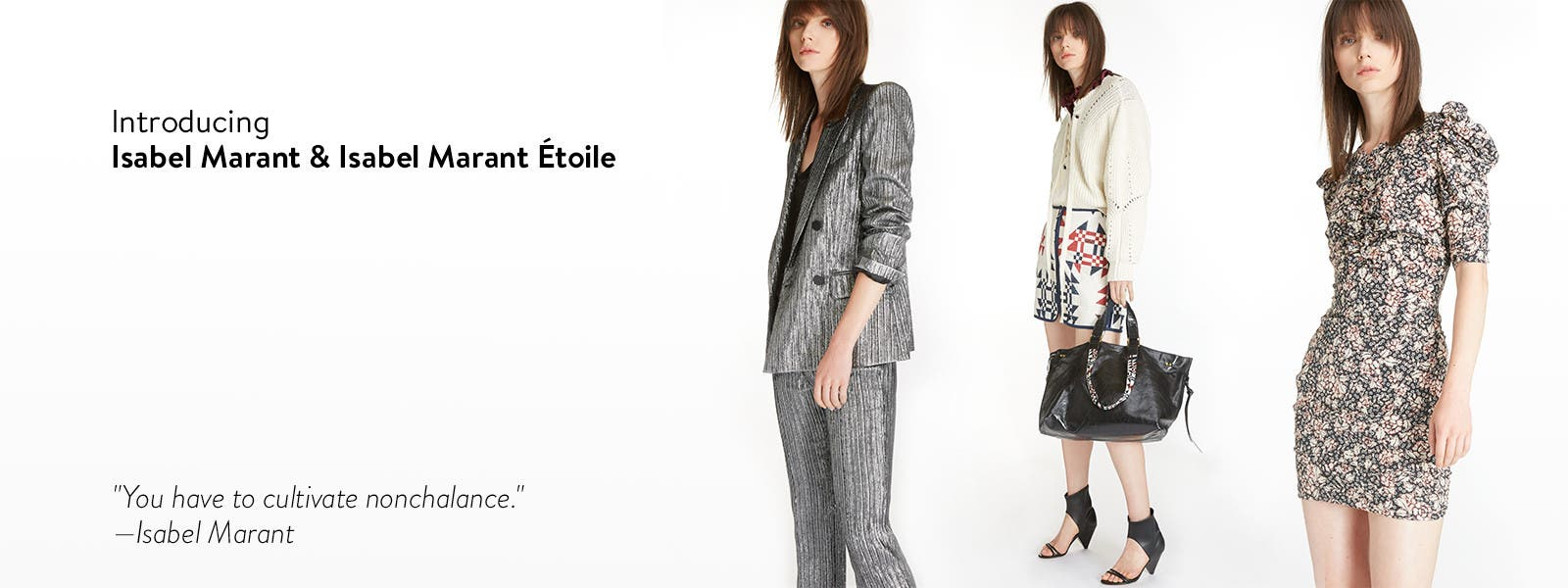 Introducing Isabel Marant and Isabel Marant Etoile clothing.